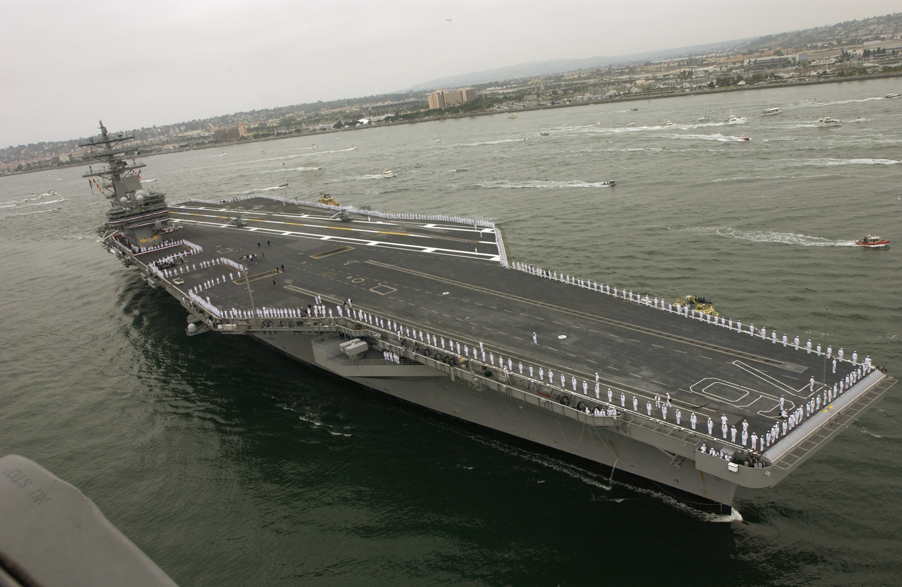 Uss ronald reagan wikipedia download pdf - Portaerei ronald reagan ...