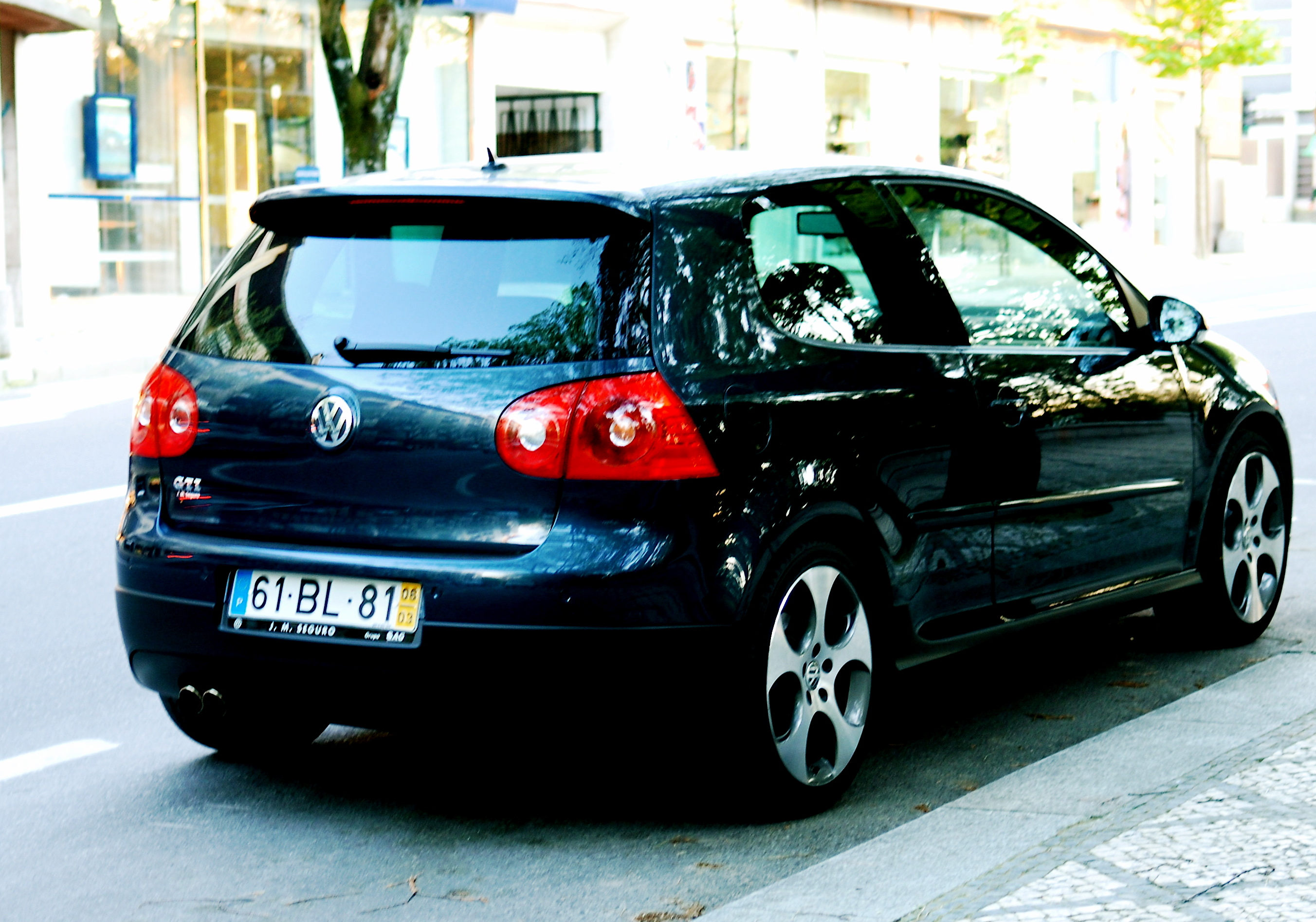 volkswagen golf gti 2008. Black Bedroom Furniture Sets. Home Design Ideas