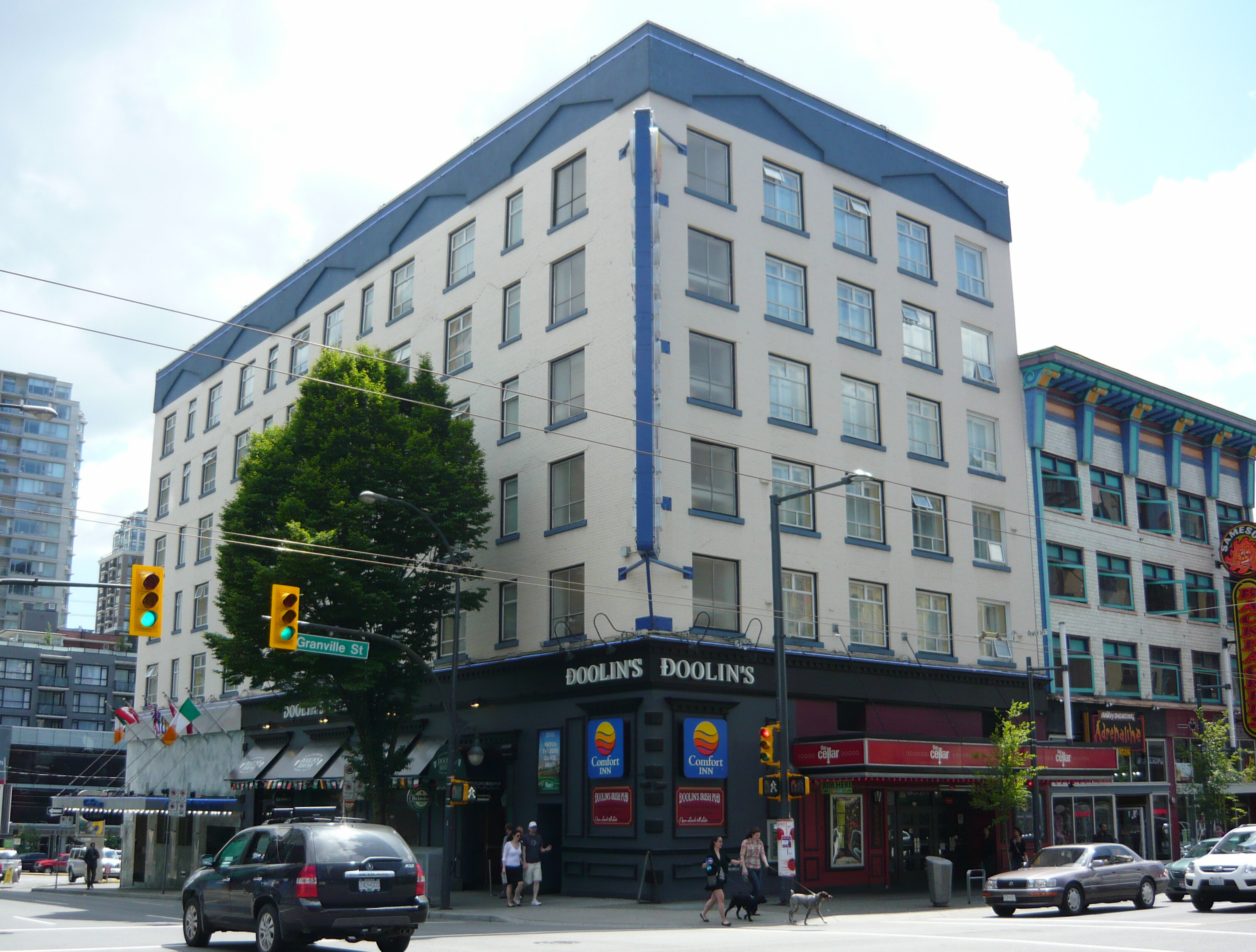 Comfort Hotel Downtown Toronto On