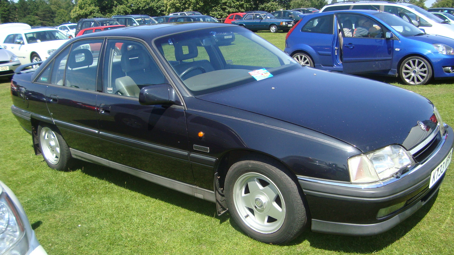 vauxhall lotus carlton wiki vauxhall carlton lotus motoburg file 1984 vauxhall carlton 2000 l. Black Bedroom Furniture Sets. Home Design Ideas