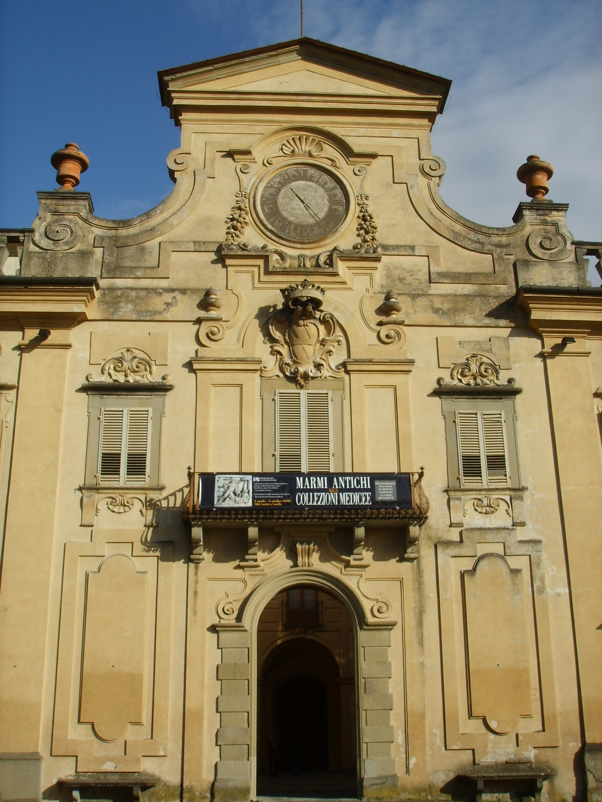 Villa Corsini A Castello Wikipedia