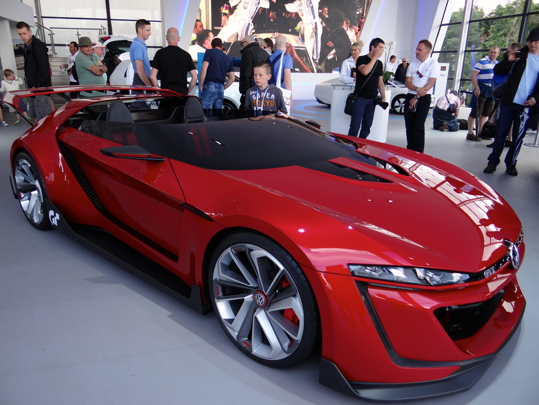 File Volkswagen GTI Roadster Vision Gran Turismo front right 2014