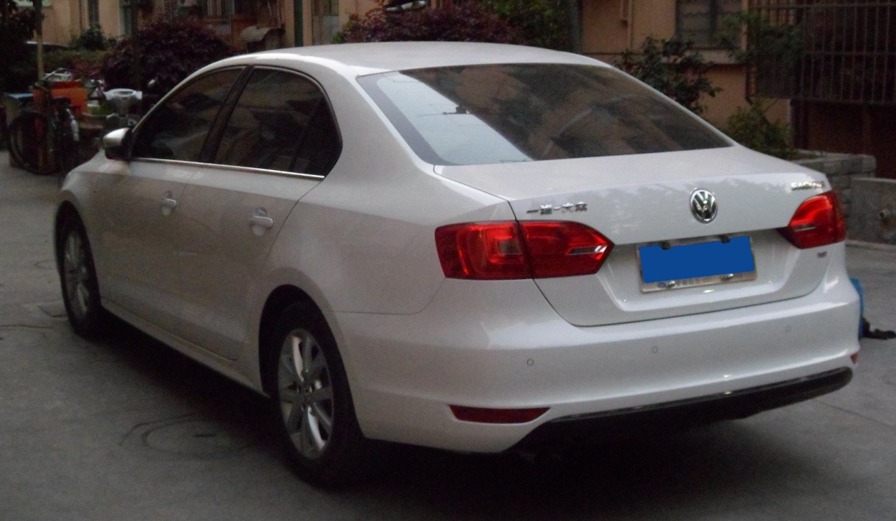File Volkswagen Sagitar Ii Rear China 2012 05 04 Jpg