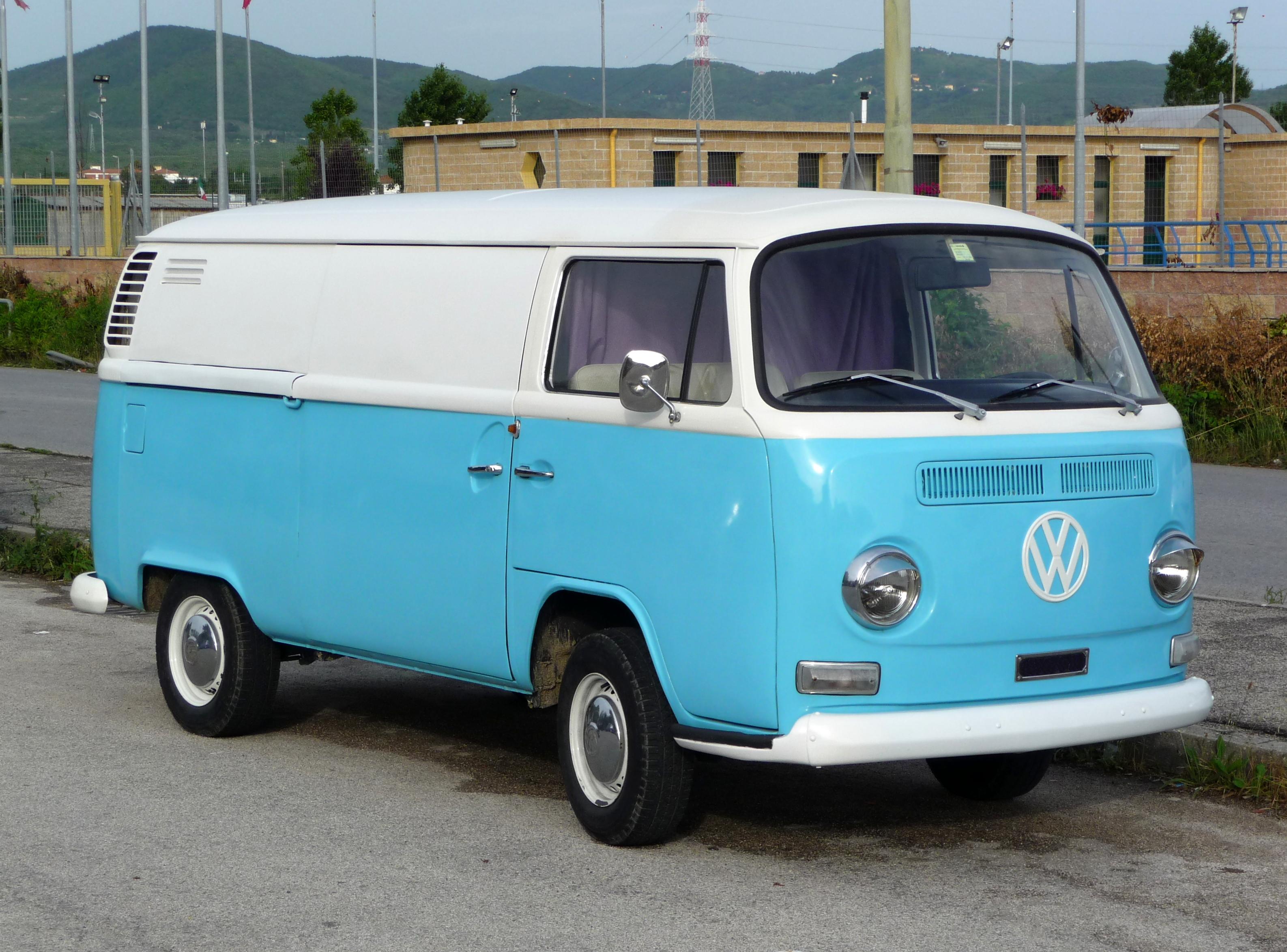 Volkswagen Blue Paint Dhx