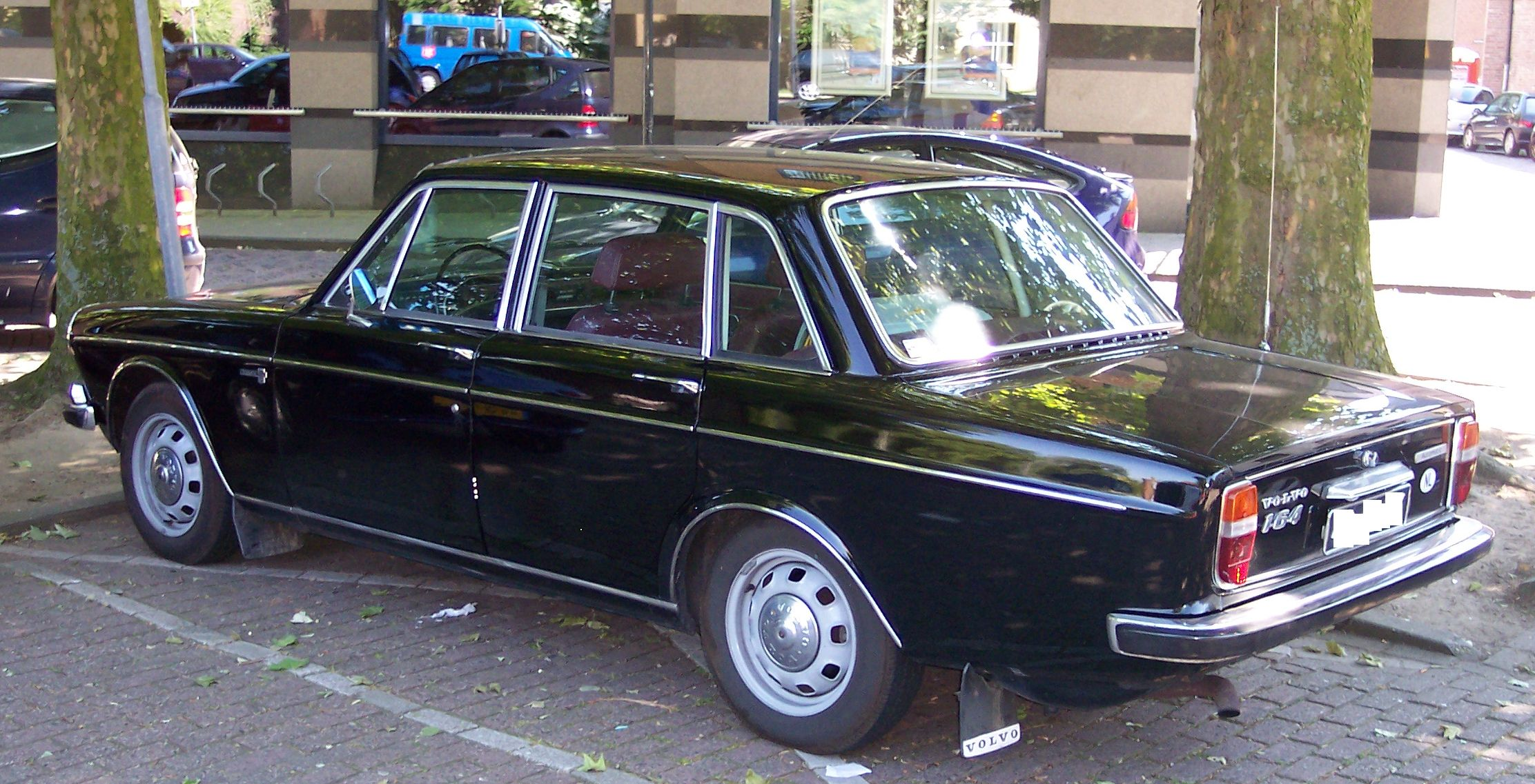 File Volvo 164 Black Hl Jpg Wikimedia Commons