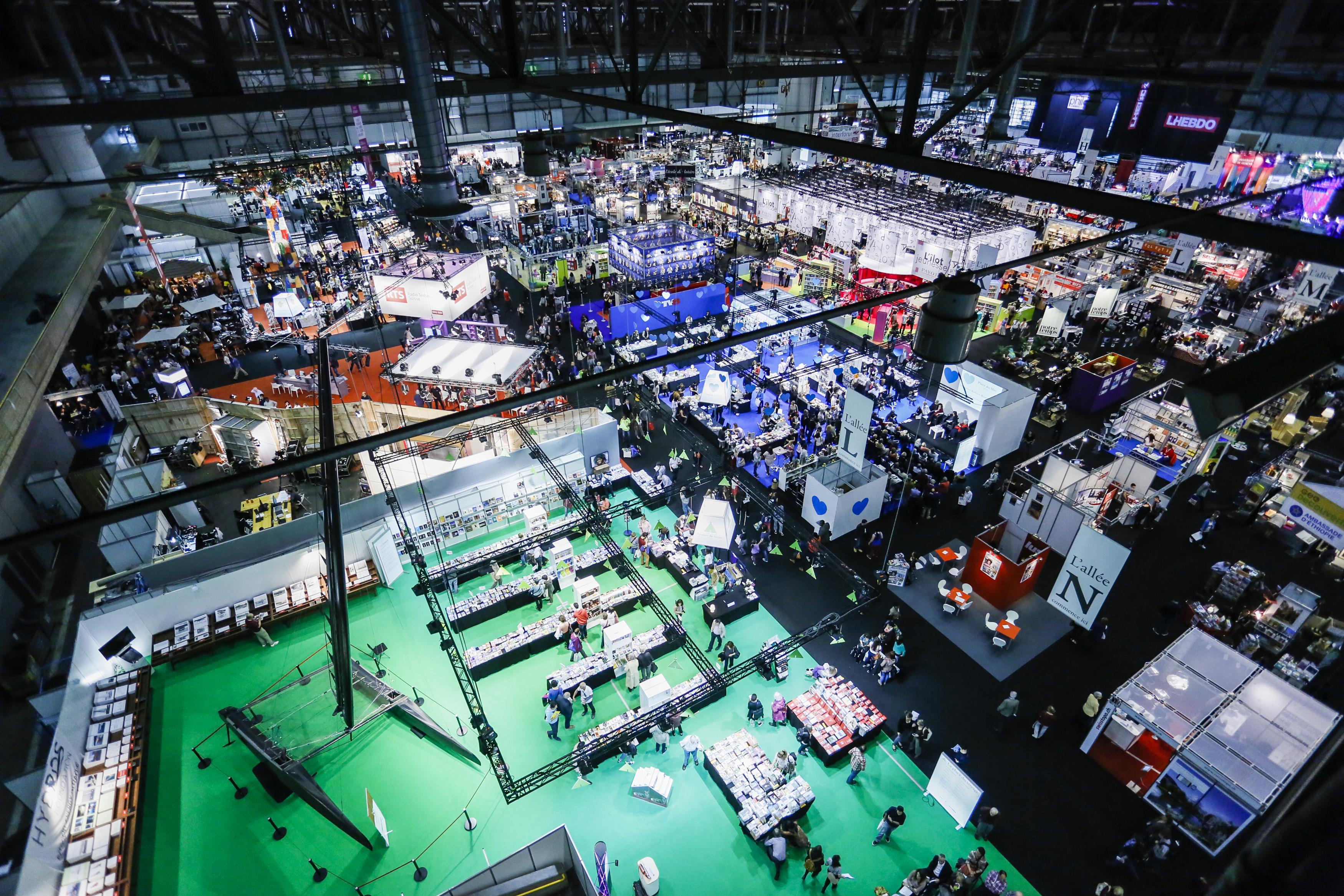 Salon du livre et de la presse de Genève — Wikipédia