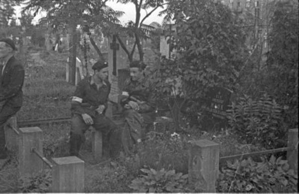 Warsaw Uprising by Bałuk - 25990