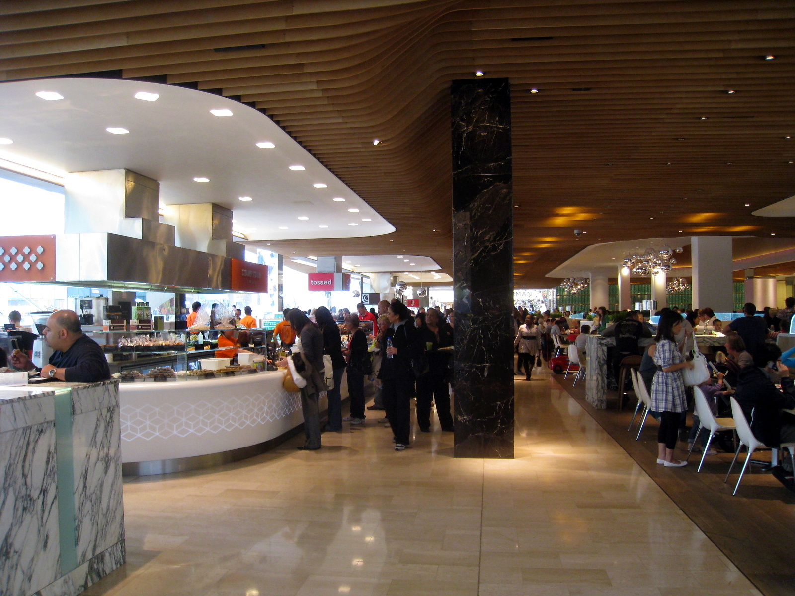 Westfield Shopping Centre Food Court