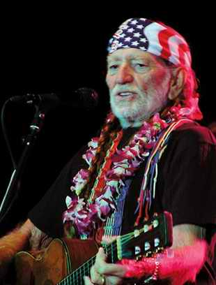 Willie Nelson became one of the most popular c...