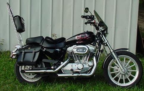 Harley Davidson Luggage Rack Street Glide