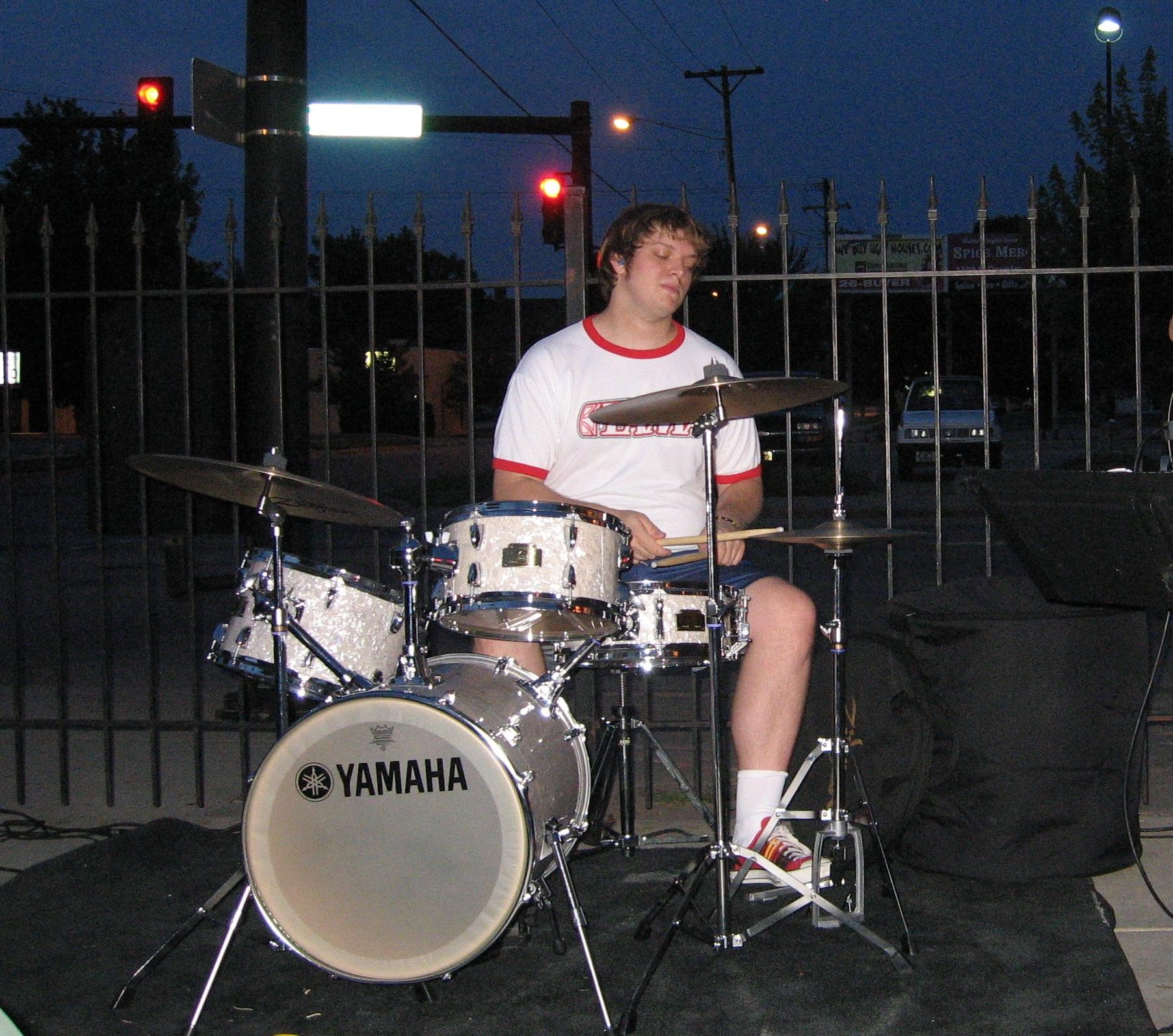 Yamaha Hipgig Al Foster