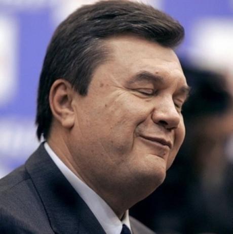 Ihm gefällt's: Präsident Janukowytsch festigt seine Macht immer weiter