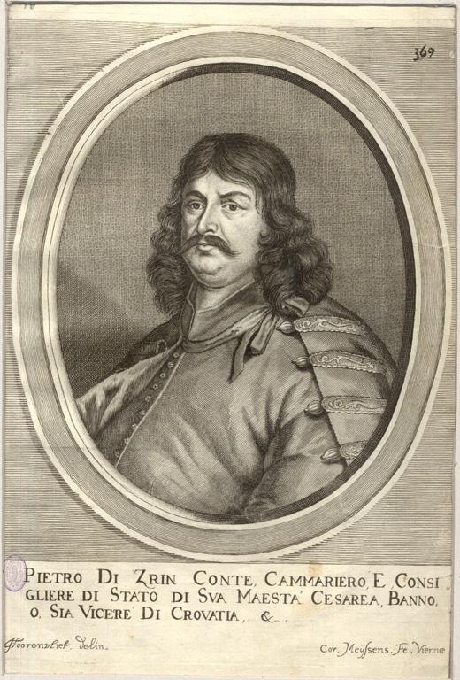 Петър Зрински – Уикипедия