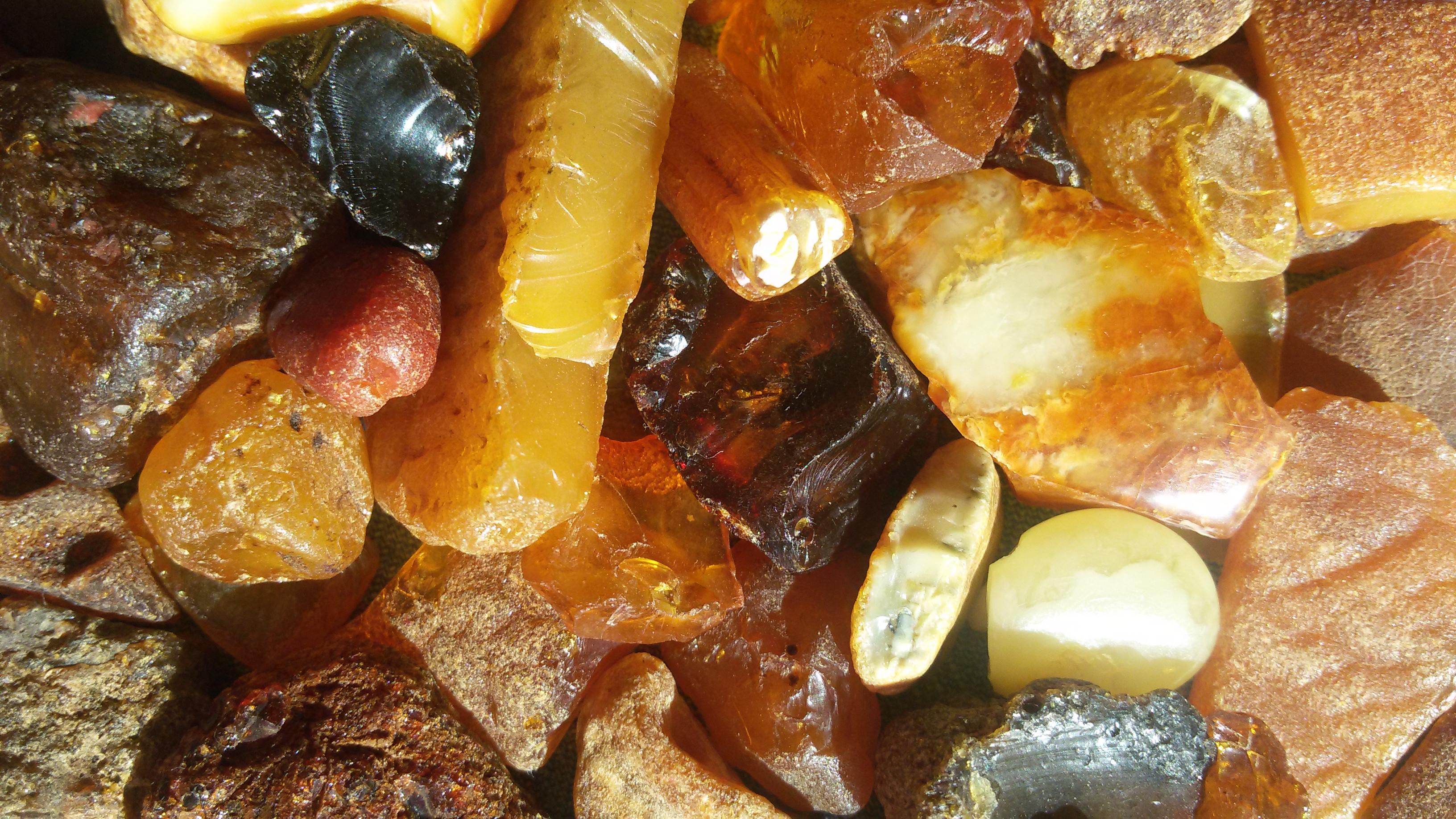 янтарь камень целебные свойства