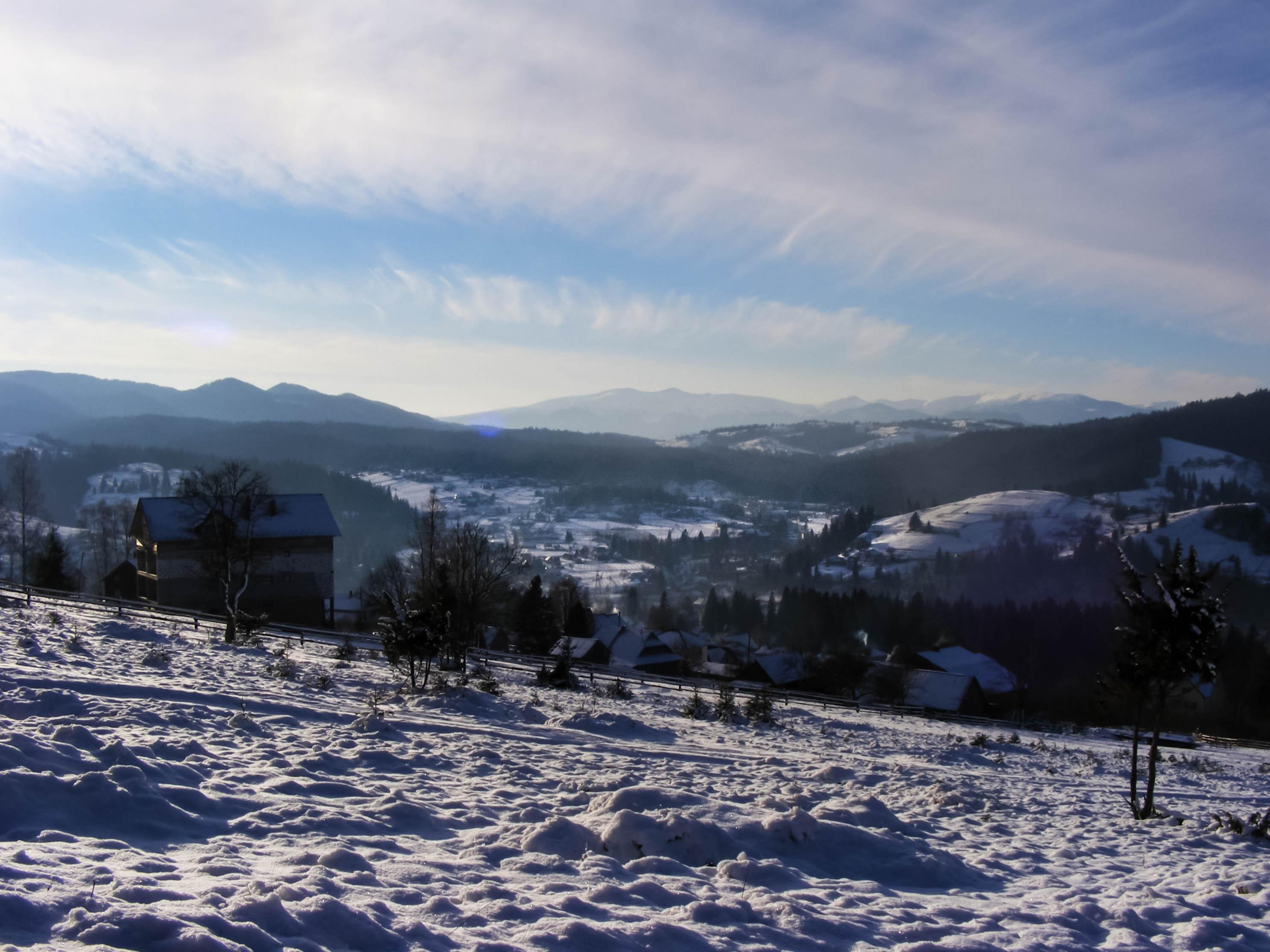 Казкова зима картинки