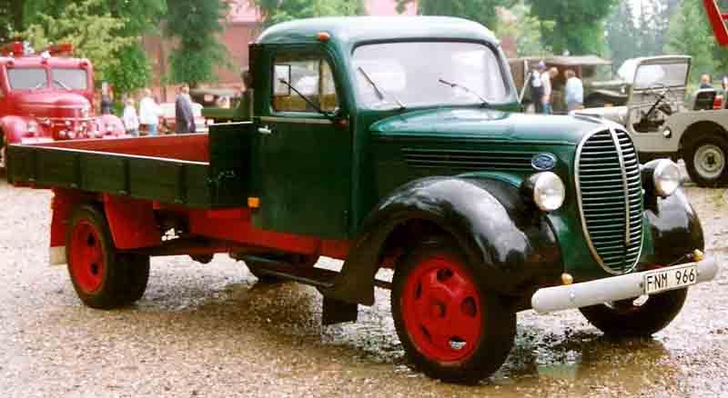 File 1939 Ford Model 917te Truck 1939 Fnm966 Jpg
