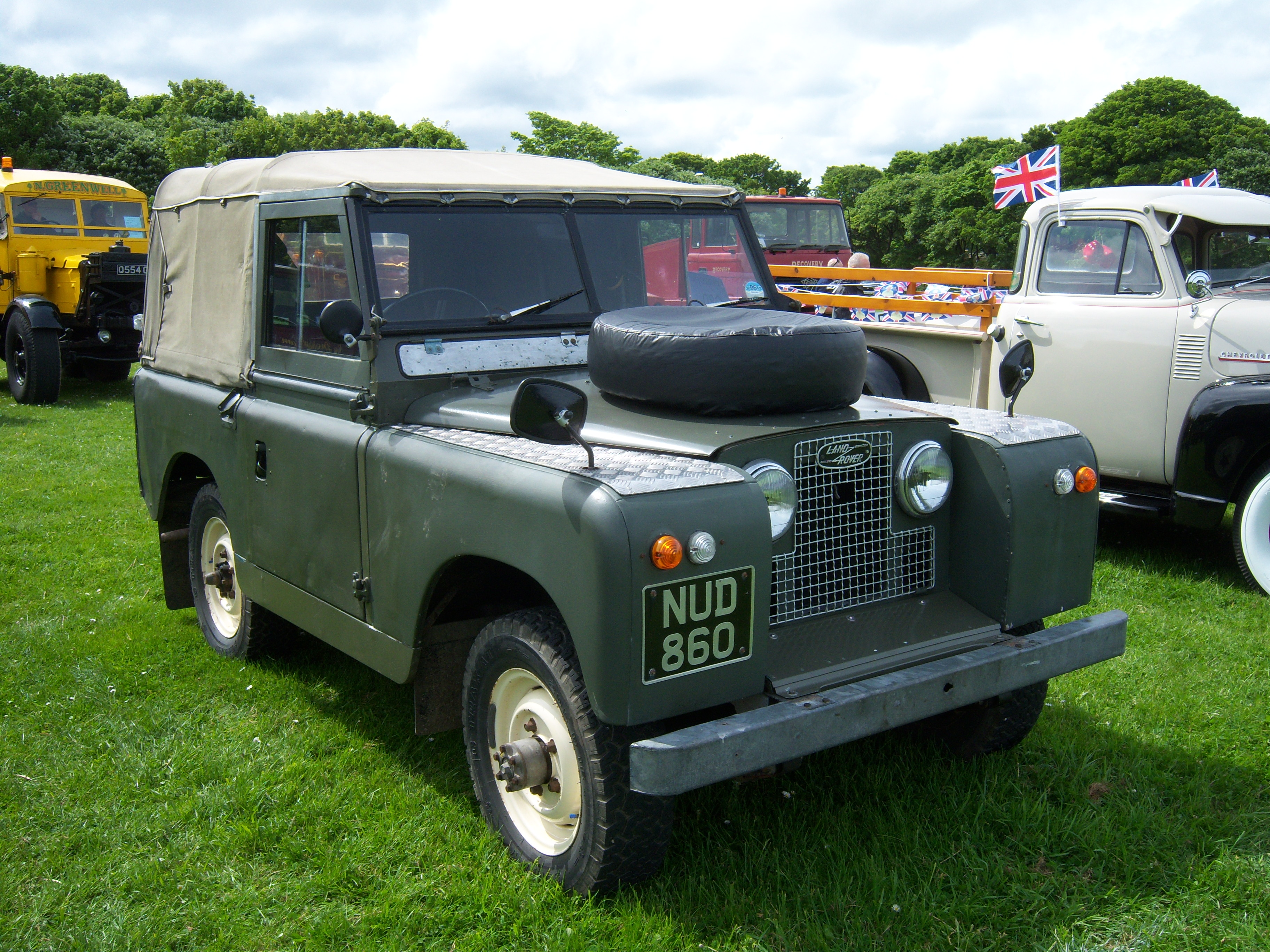 file 1959 land rover series ii nud 860 2012 hcvs tyne tees wikimedia commons. Black Bedroom Furniture Sets. Home Design Ideas