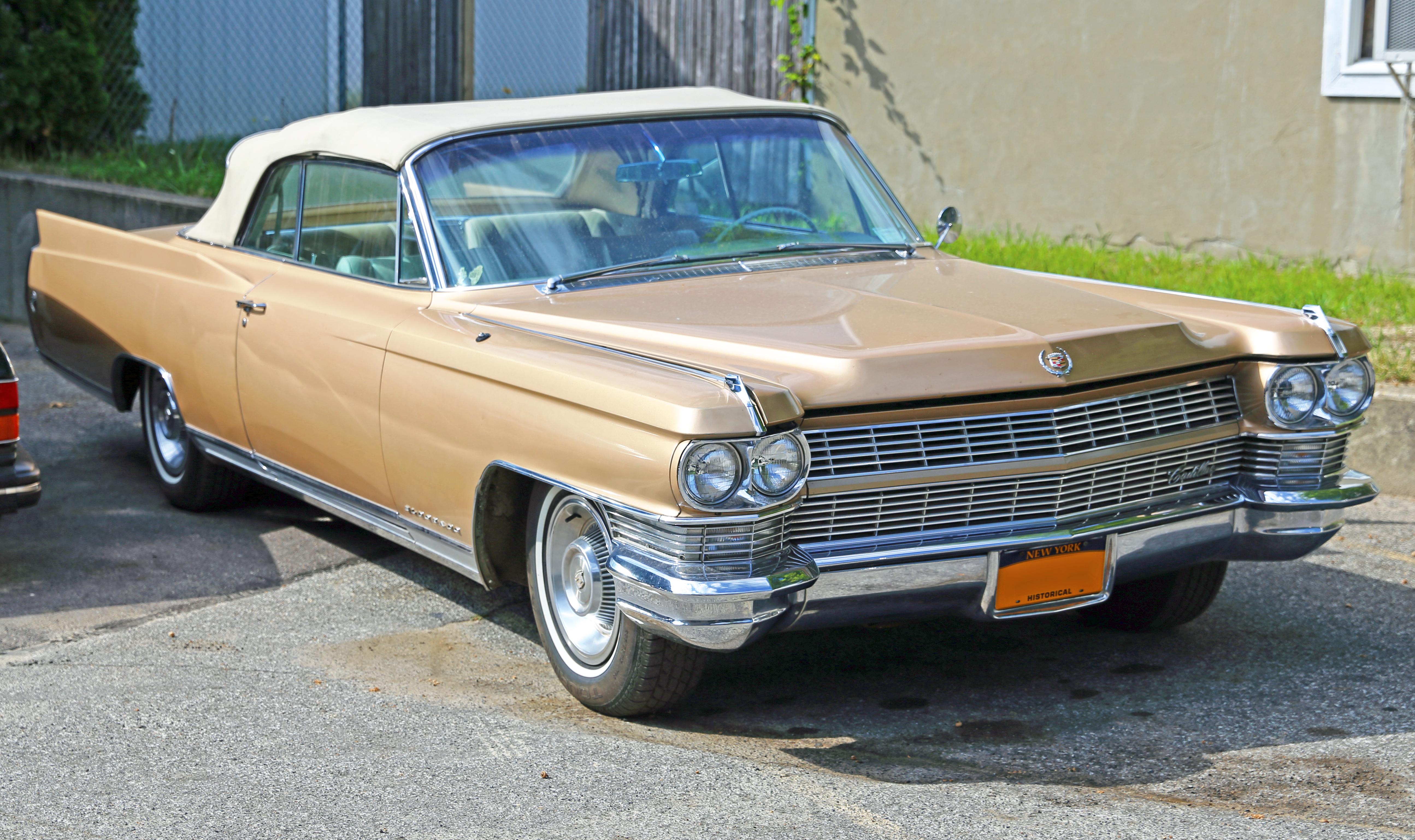 File 1964 Cadillac Eldorado Biarritz Convertible Type 6367 Jpg