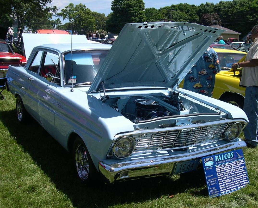 Ford Falcon - Imágenes