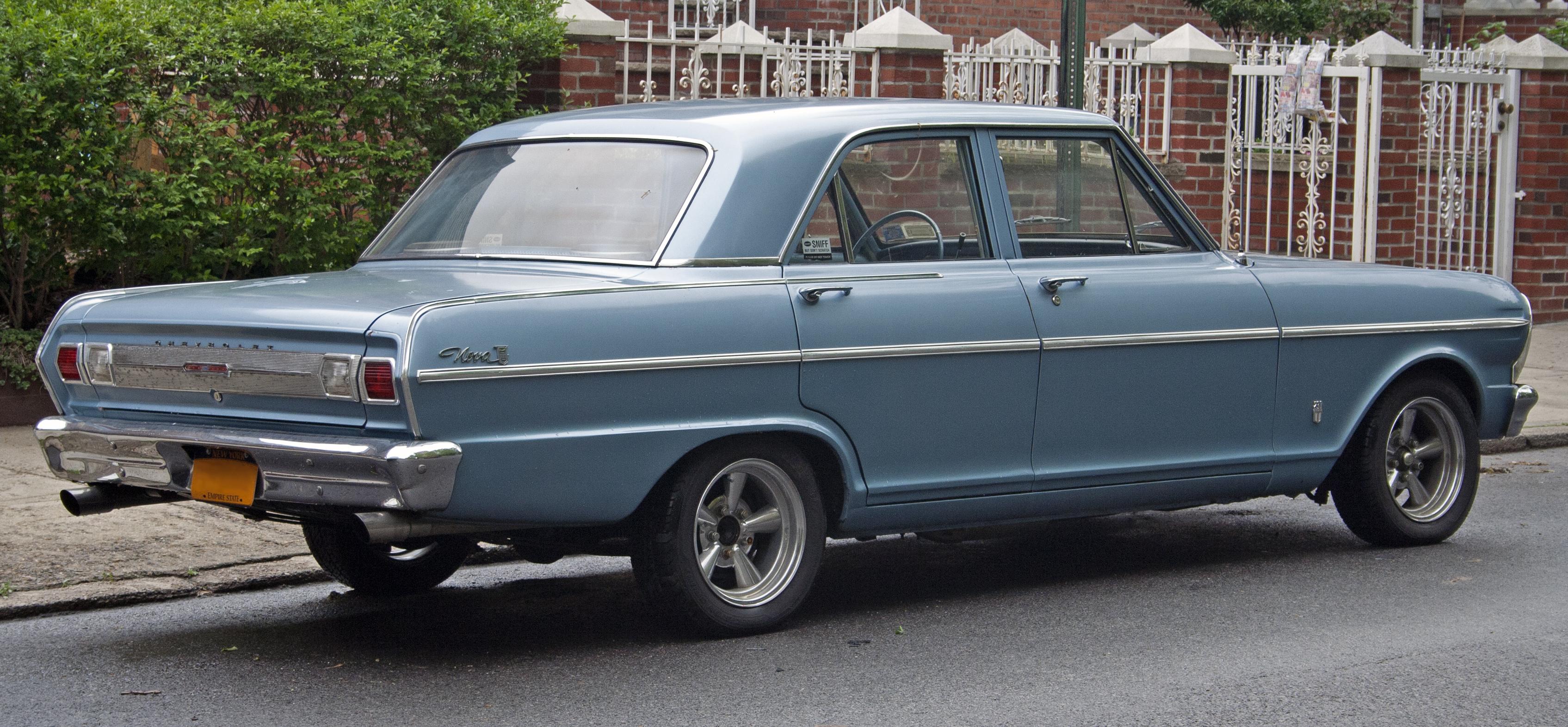 Alfa img showing gt 1965 chevrolet nova