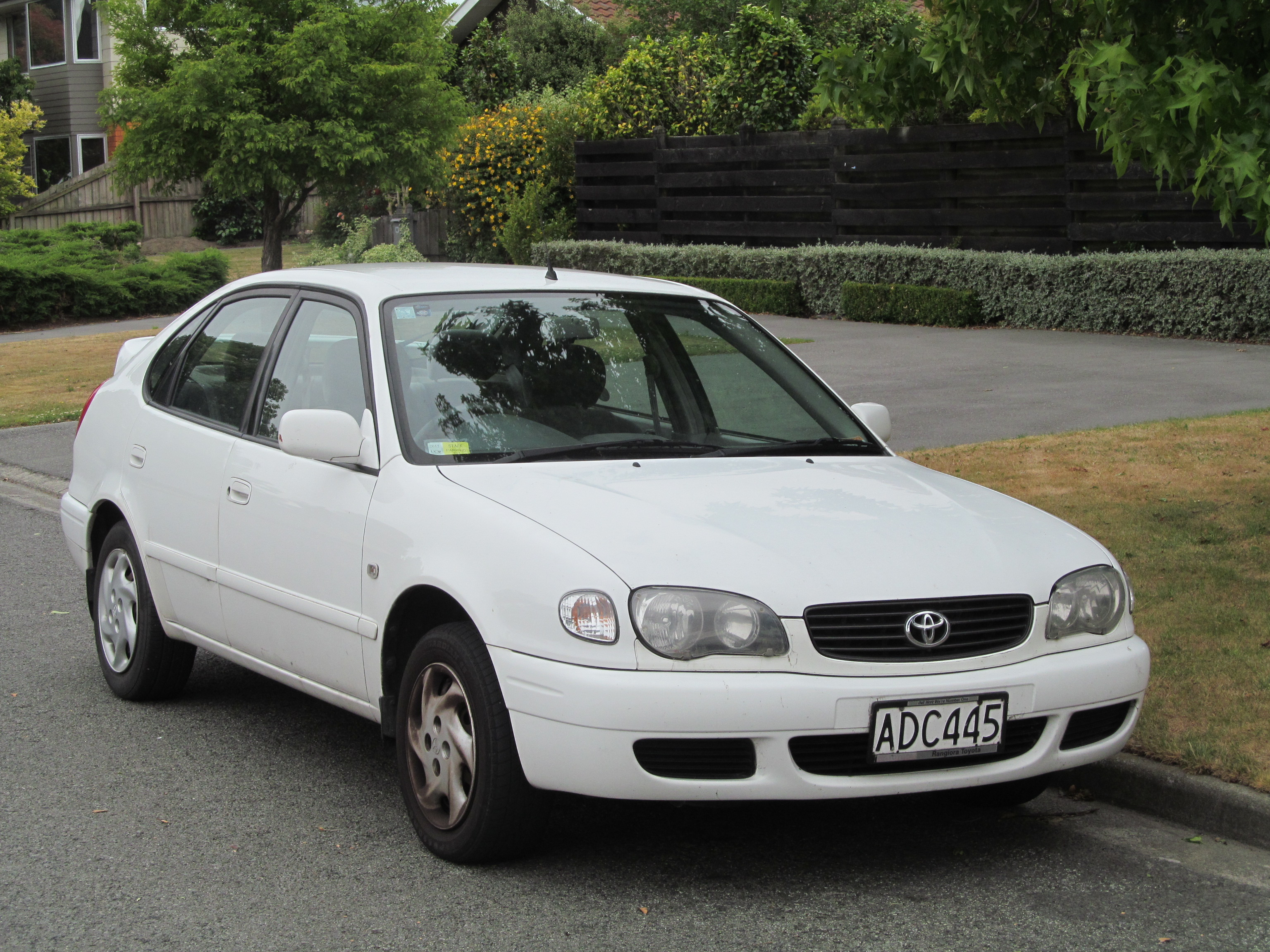 2002 Toyota Corolla Html Autos Post