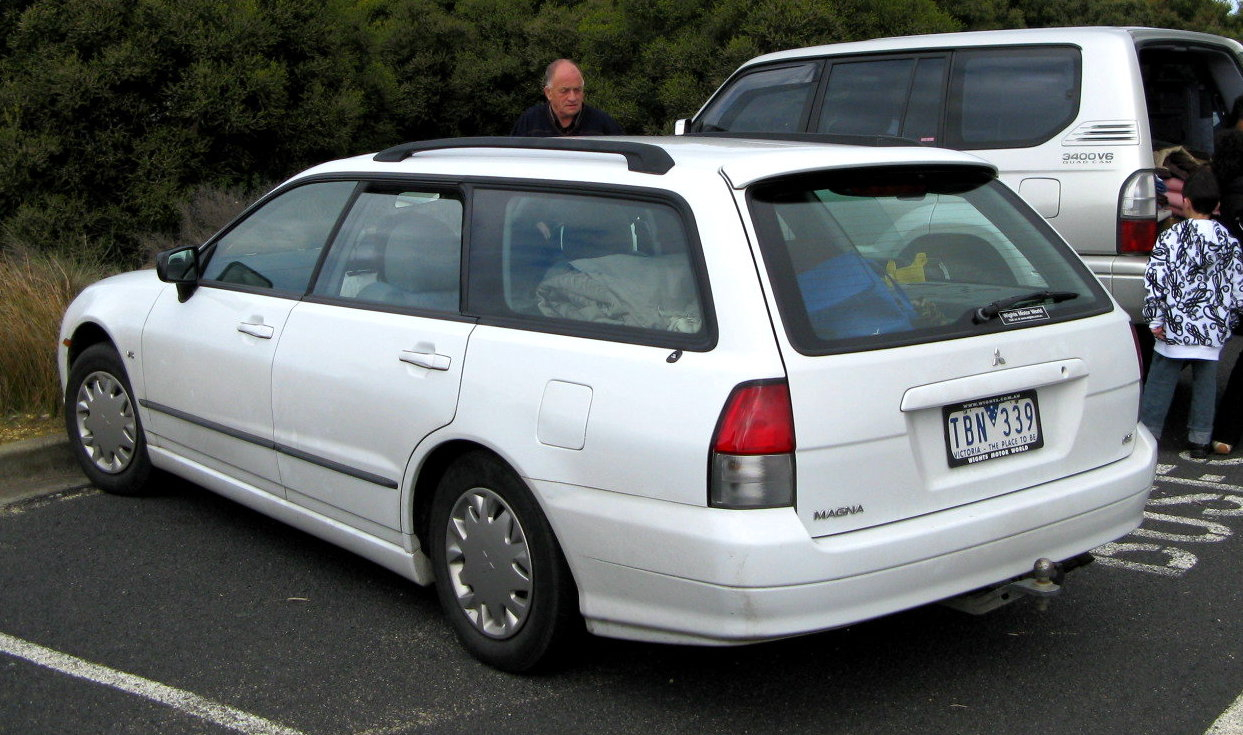 workshop manual pdf free 2001 mitsubishe verada station wagon