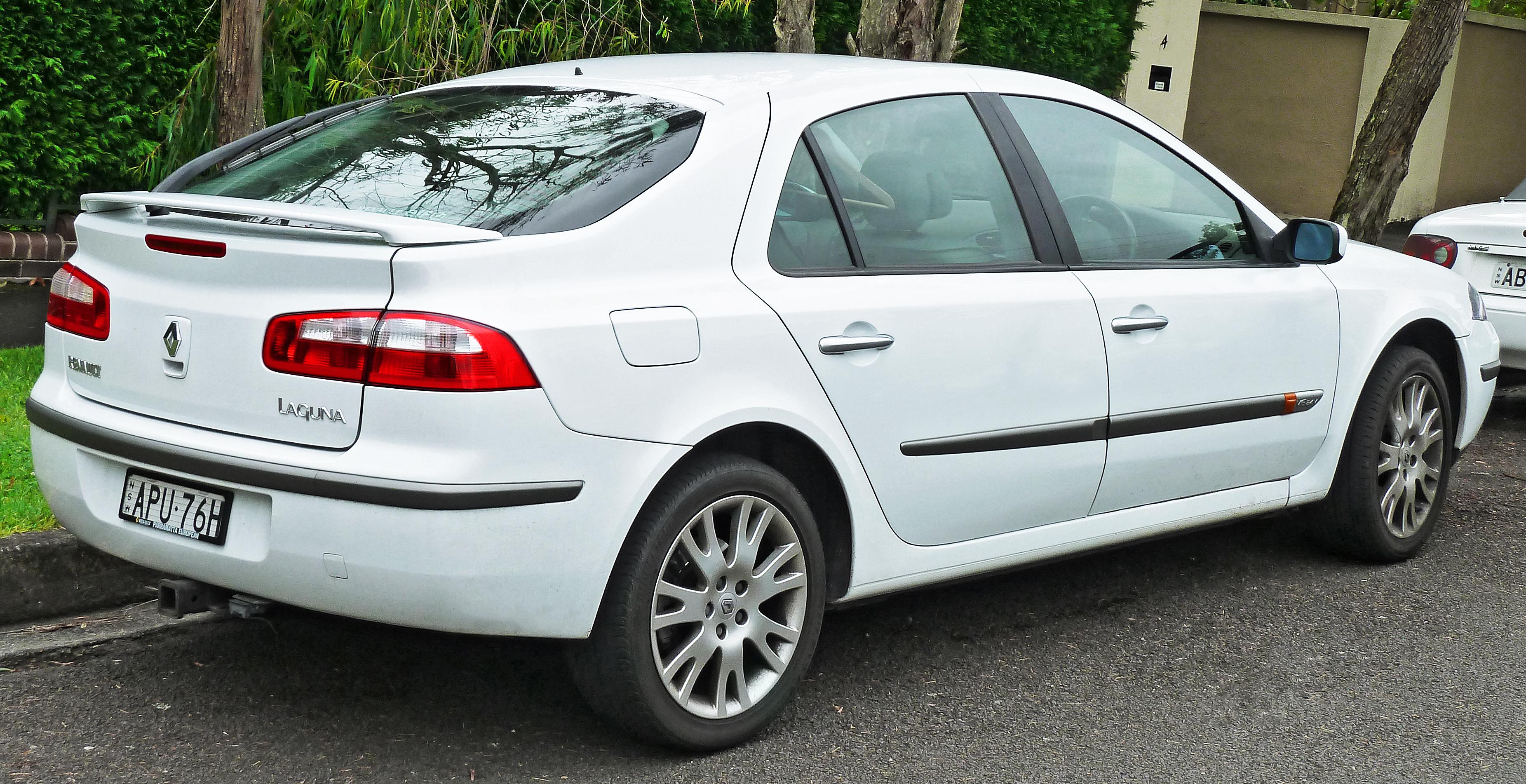 Renault Laguna wikipedia