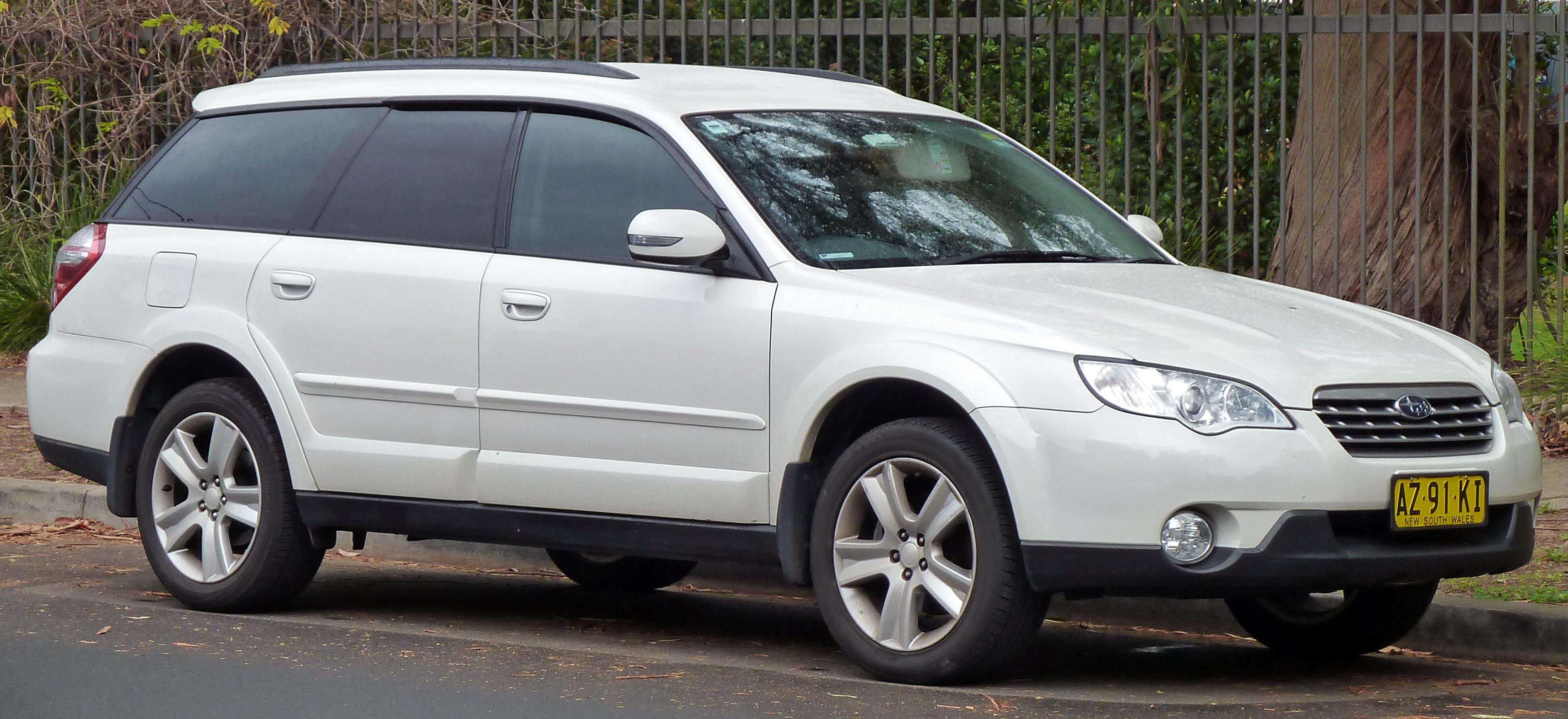 File 2006 2009 Subaru Outback 2 5i Station Wagon 2010 07