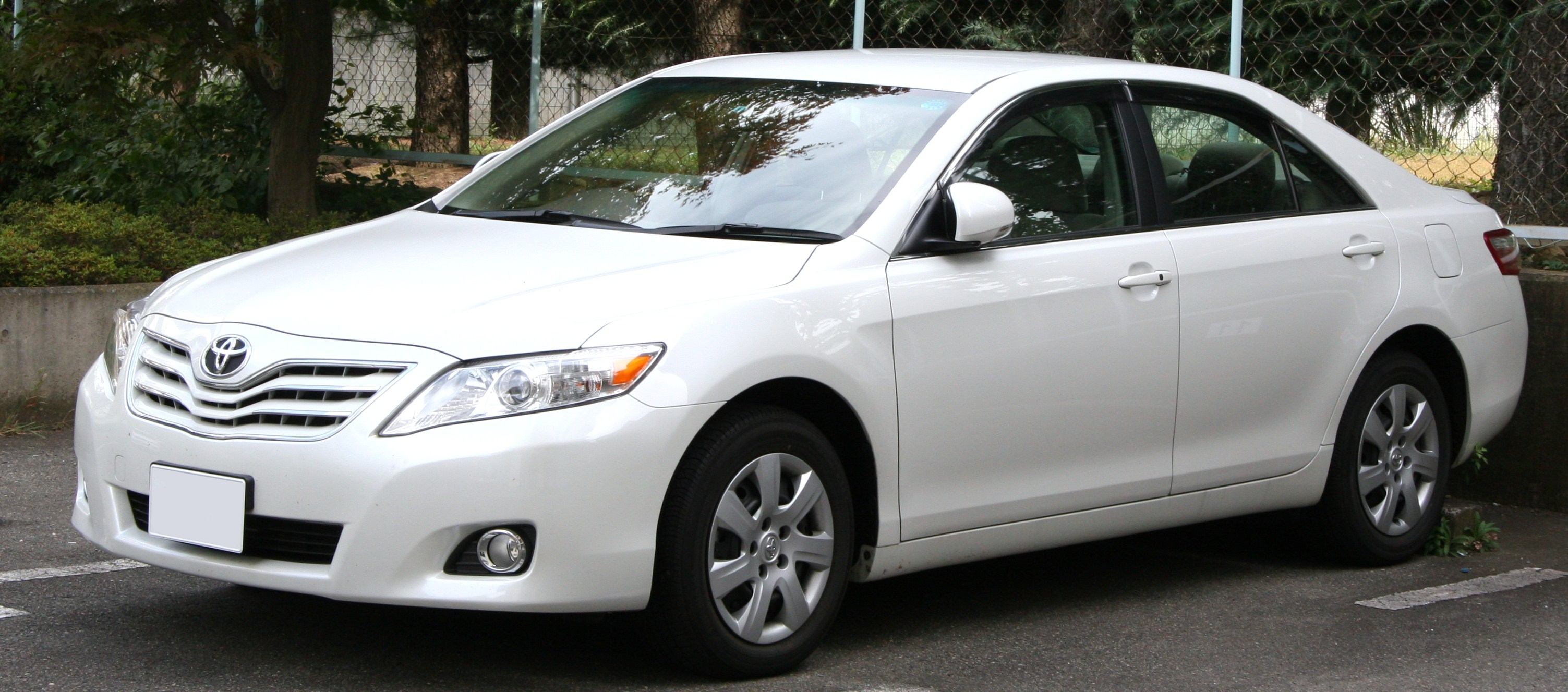 2009 toyota camry wikipedia. Black Bedroom Furniture Sets. Home Design Ideas