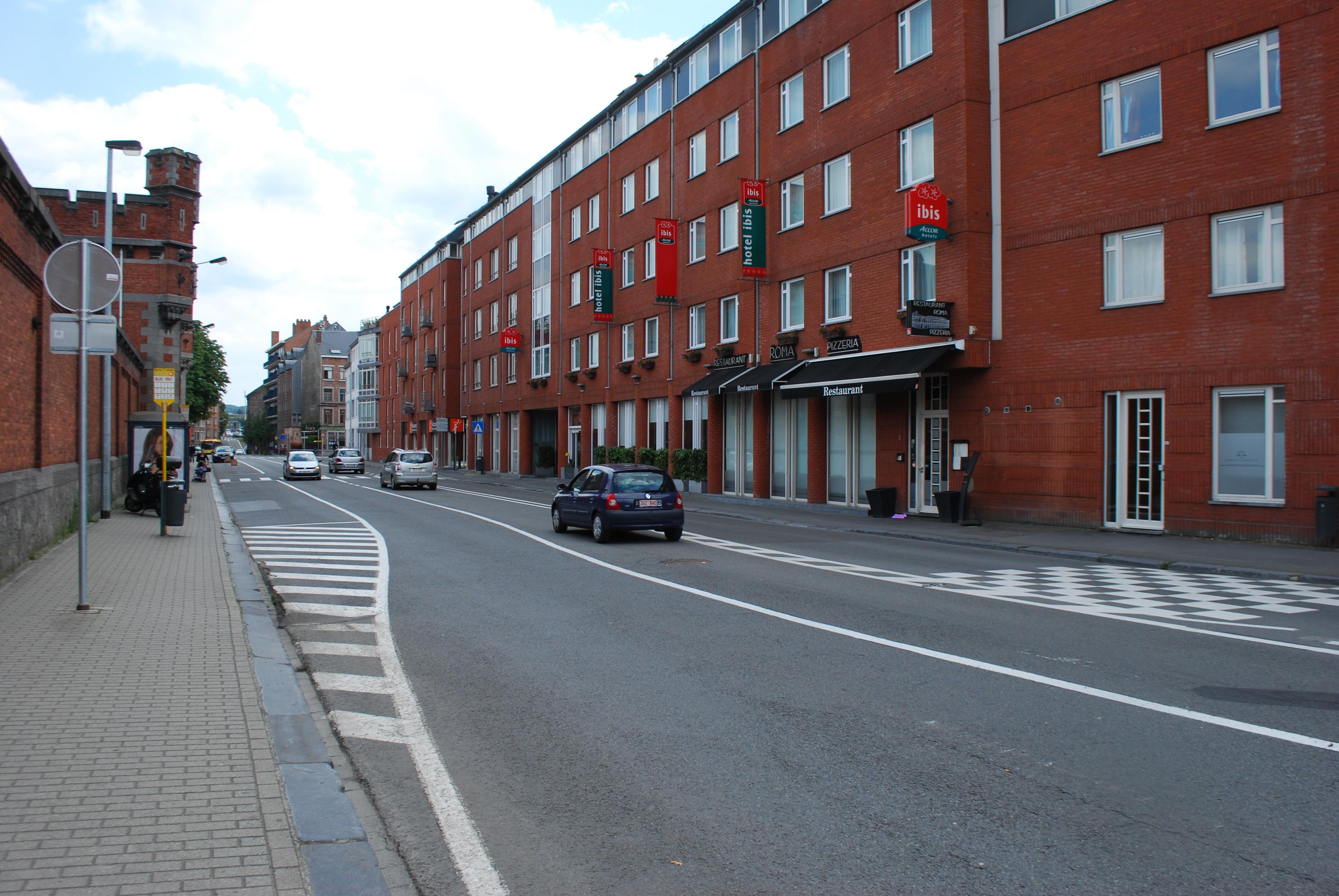 Hotel Ibis Rue De La Villette Lyon