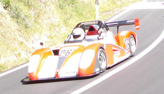 Trofeo Luigi Fagioli Hillclimb