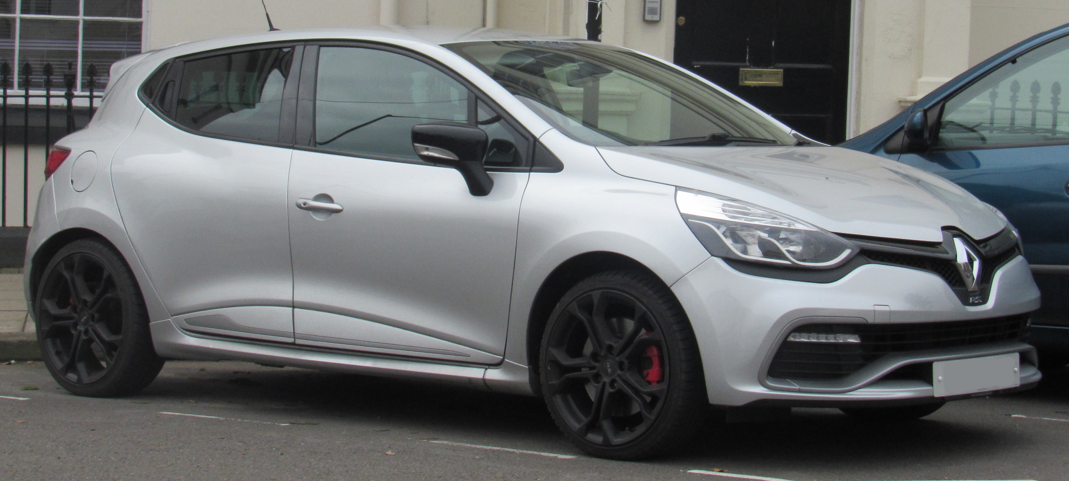 file 2014 renault clio rs iv automatic 1 wikimedia commons. Black Bedroom Furniture Sets. Home Design Ideas