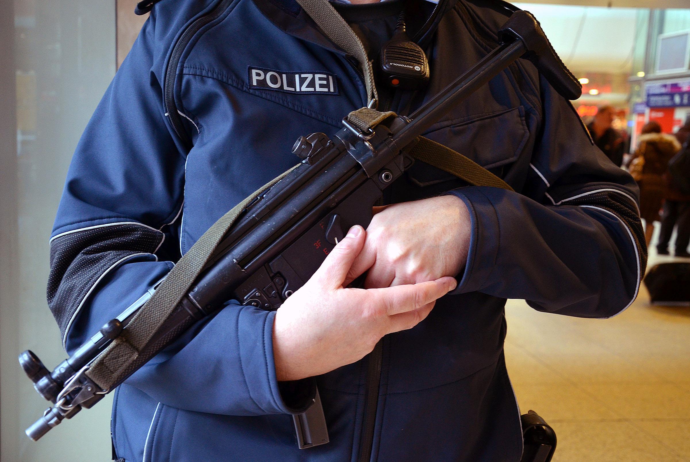 Mp5 Bundespolizei