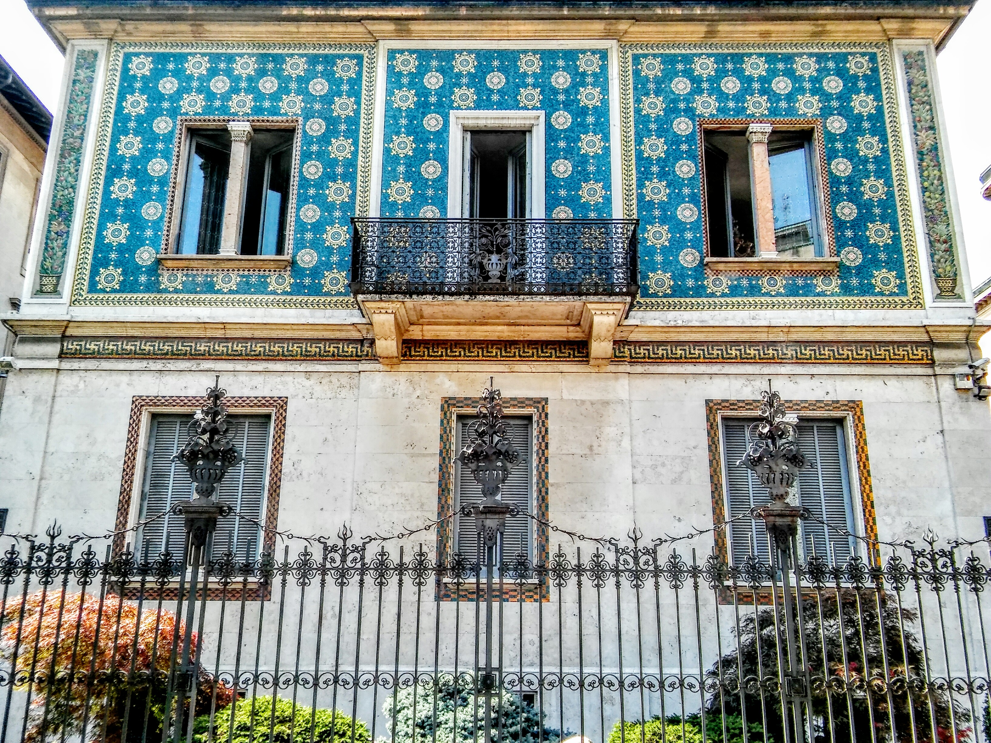 Villa Luisa Roma Parcheggio Interno
