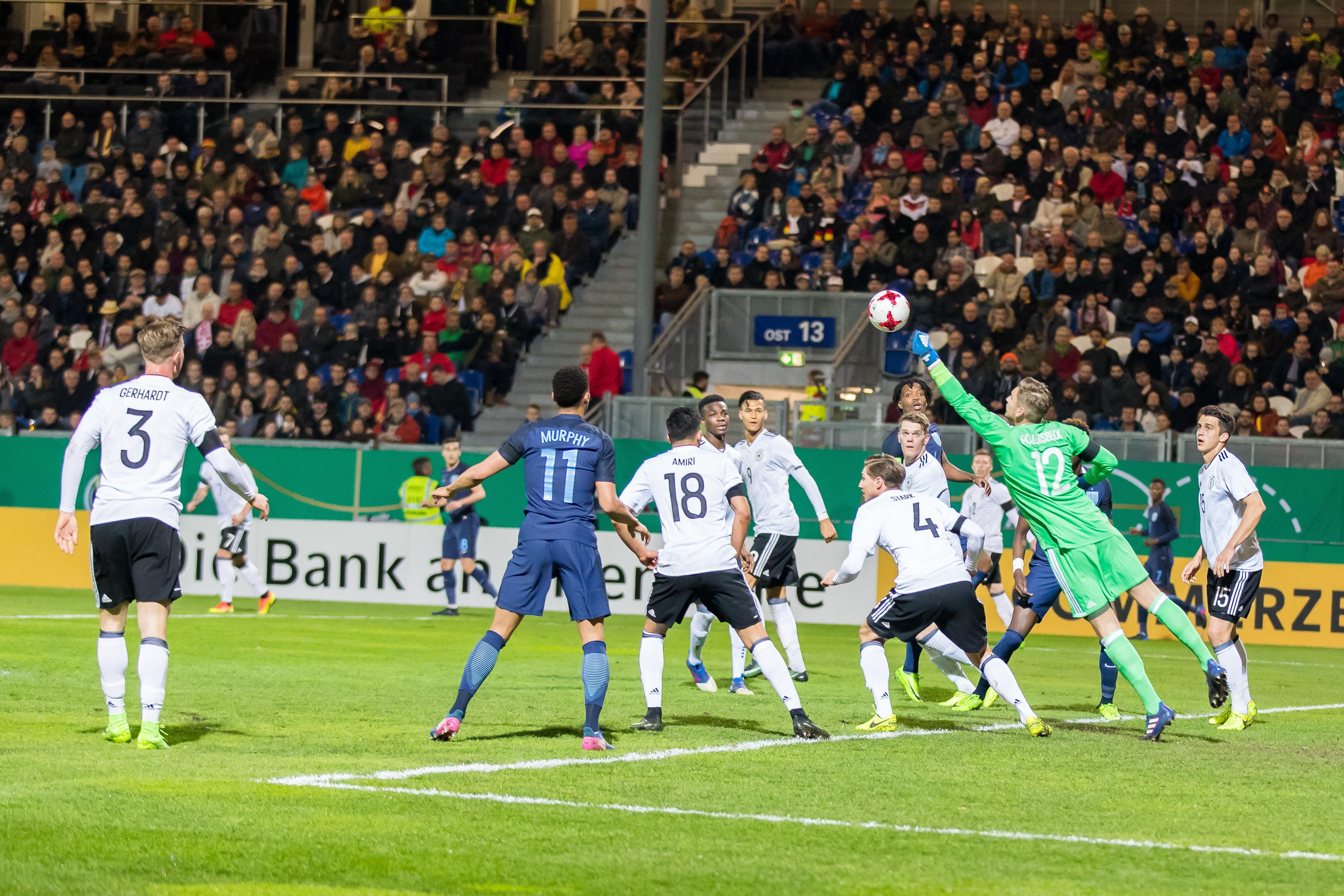 Fussball Deutschland England Heute
