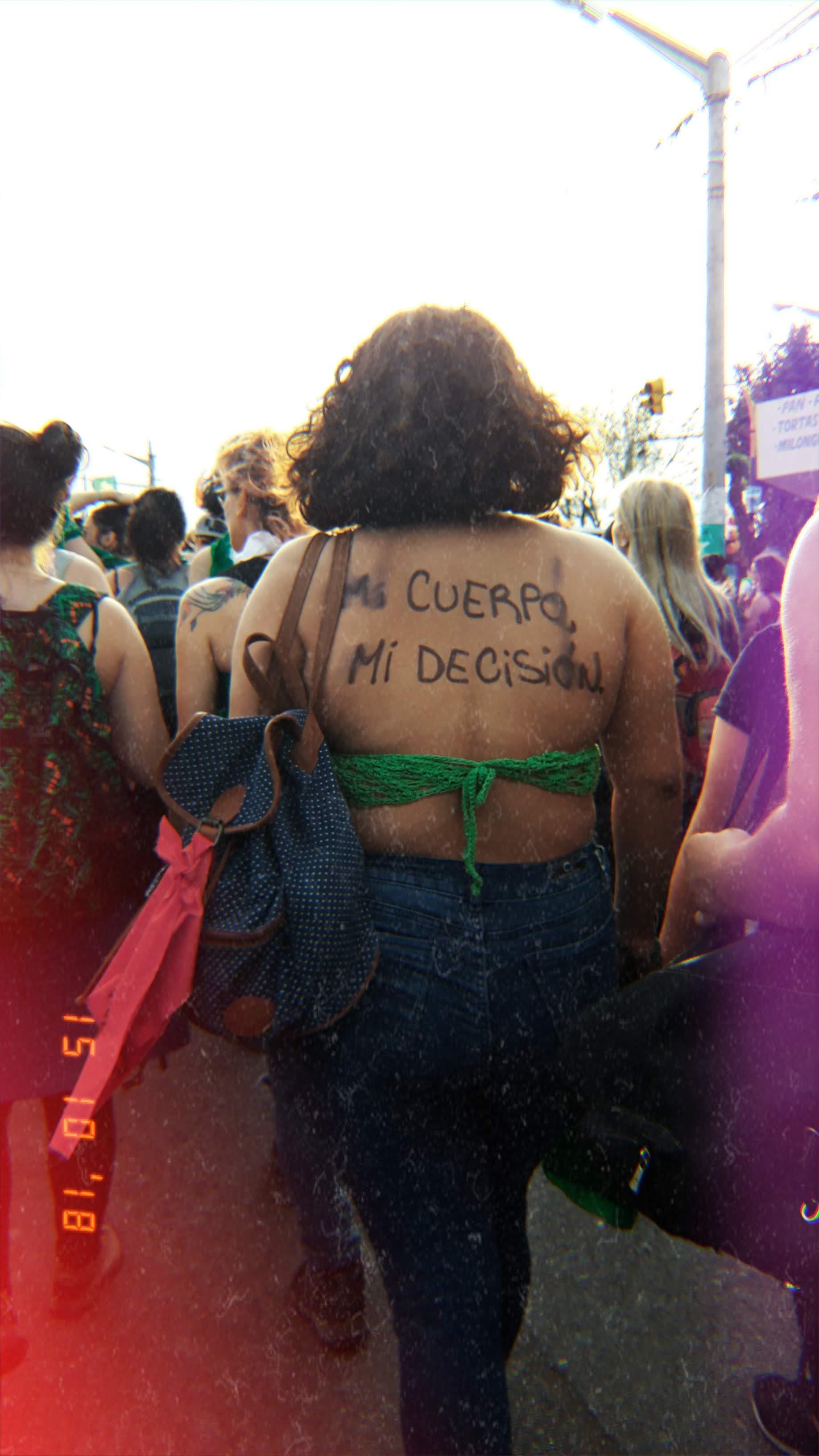 File:33 ENM TRELEW CHUBUT 2018 Encuentro Nacional de Mujeres