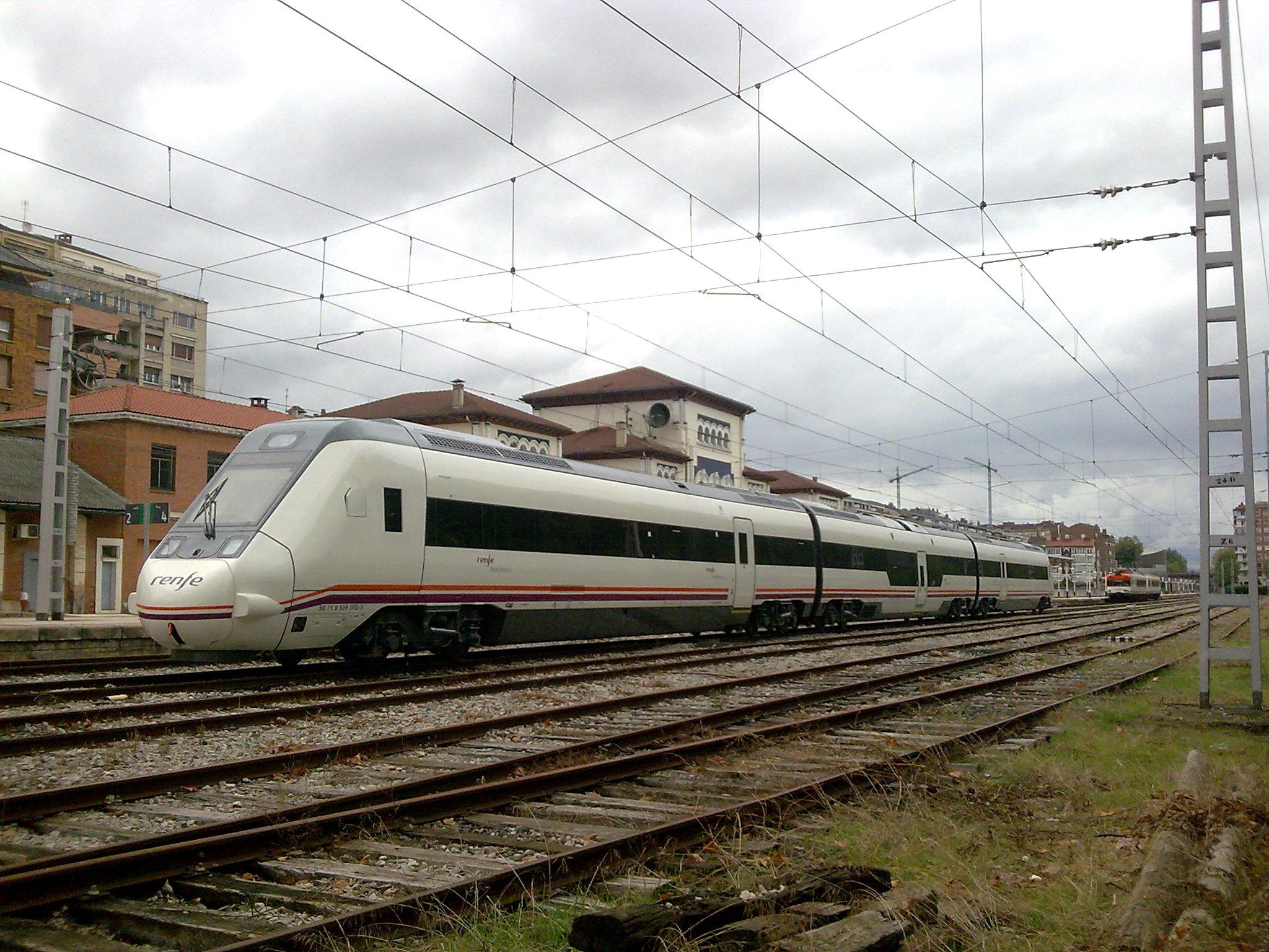 599-001 en el entorno de Vitoria-Gasteiz. Foto: Yrithinnd (Wikimedia).