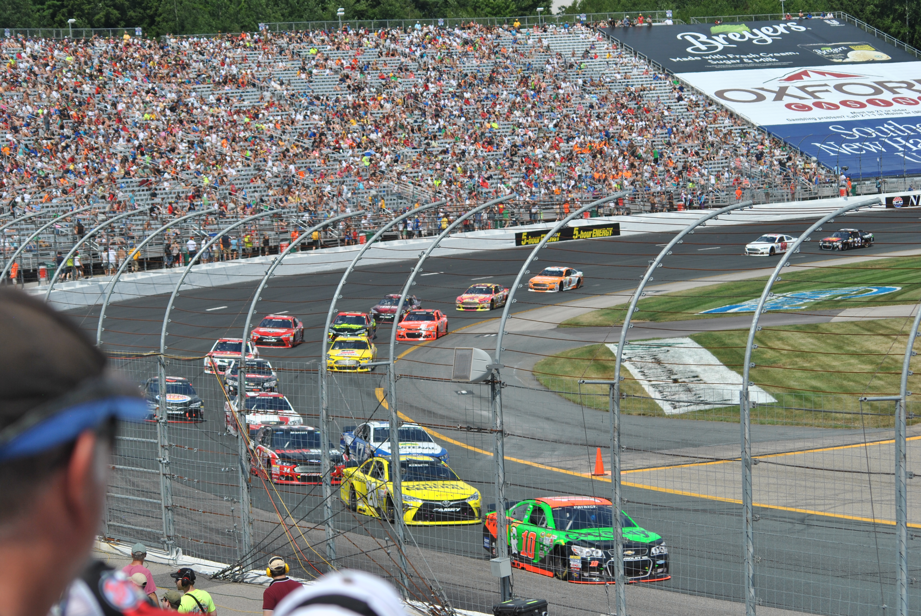 New Hampshire Motor Speedway - Wikiwand