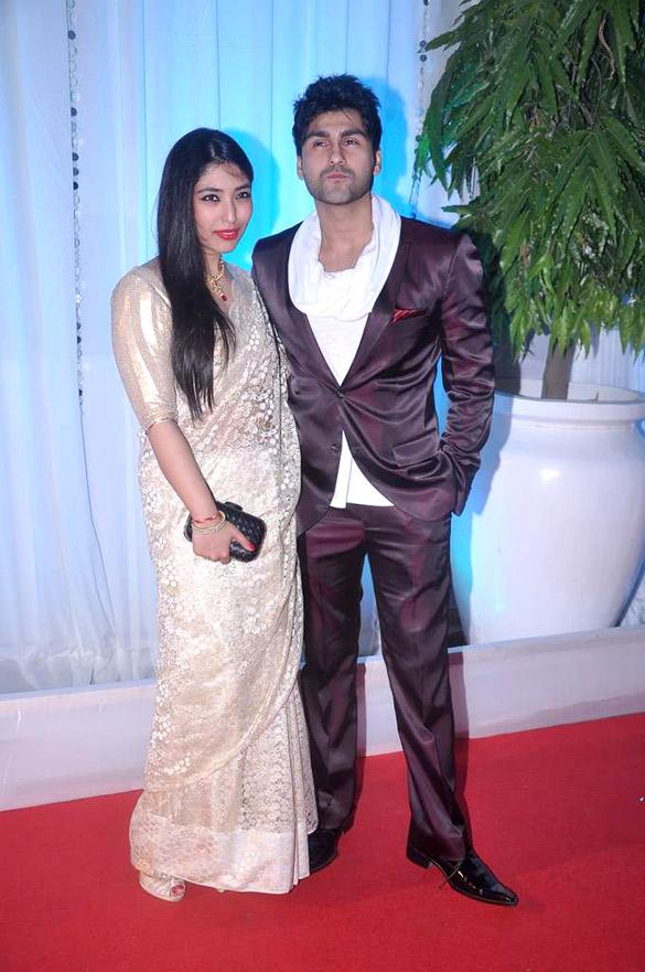 Fileaarya Babbar At Esha Deols Wedding Reception 04g