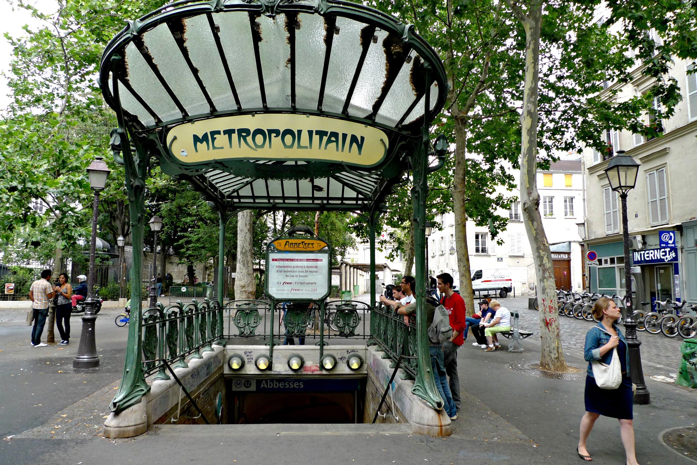 Restaurant Metropolitan Paris