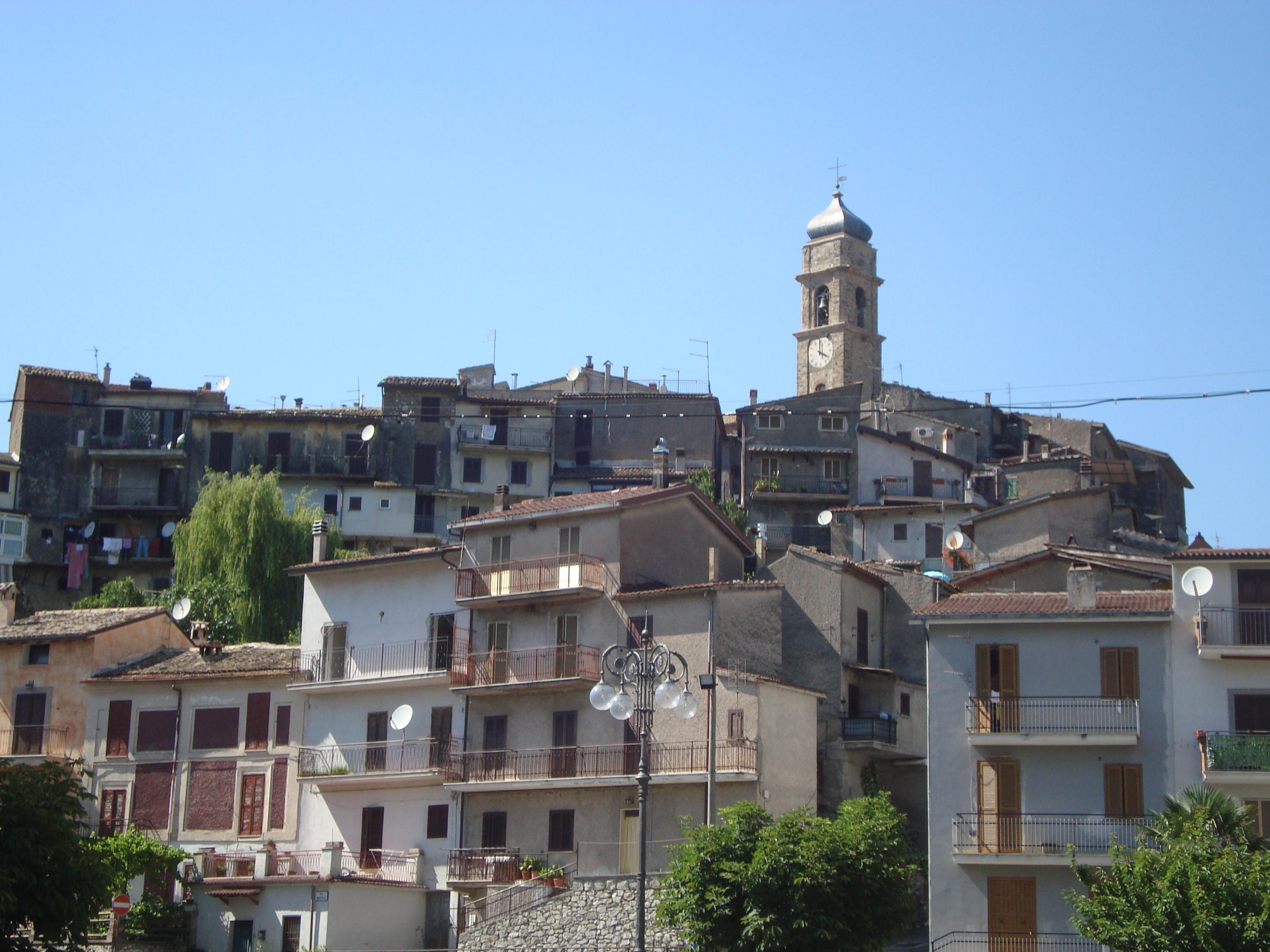 Monte Porzio Catone Cosa Vedere agosta, lazio - wikipedia