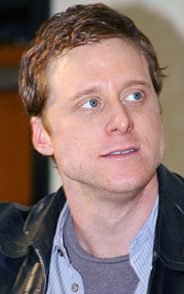 Alan Tudyk Tudyk at the Serenity