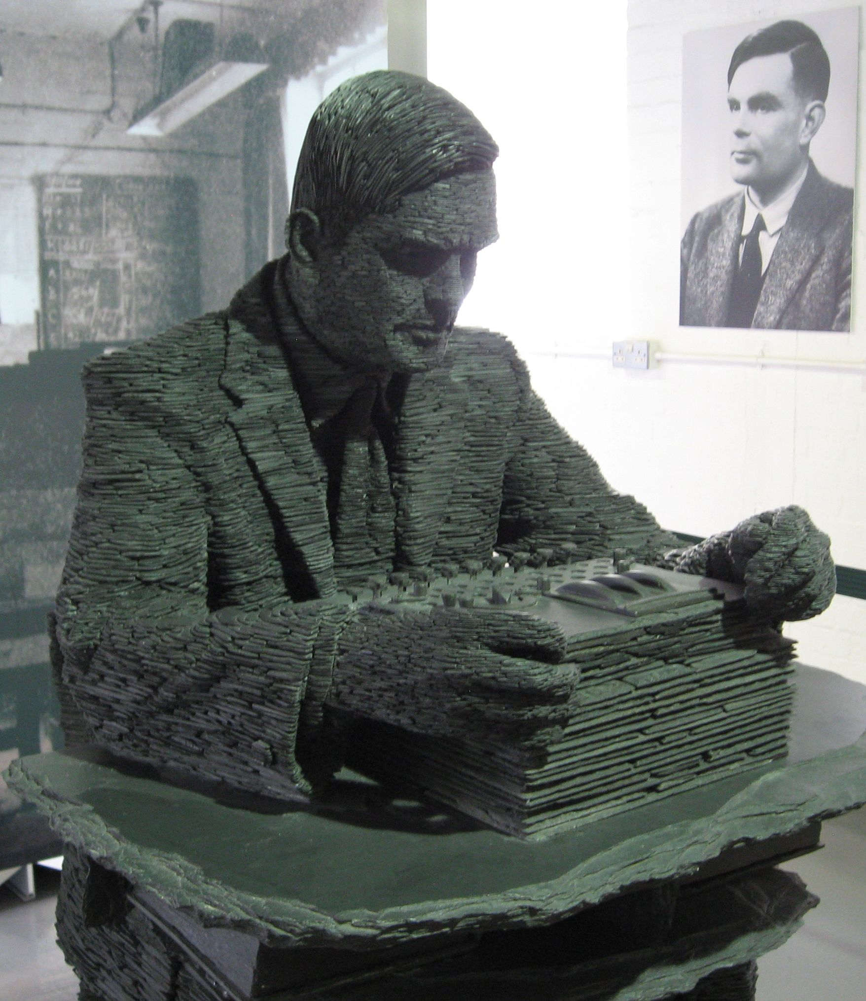 a biography of alan turing Titled the life and death(s) of alan turing, the opera is a historical fantasia on the life of turing in november 2014, the opera and several other artistic works inspired by turing's life were featured on studio 360  [233.