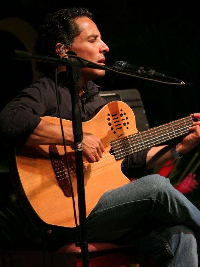 Alejandro Filio en 2007.