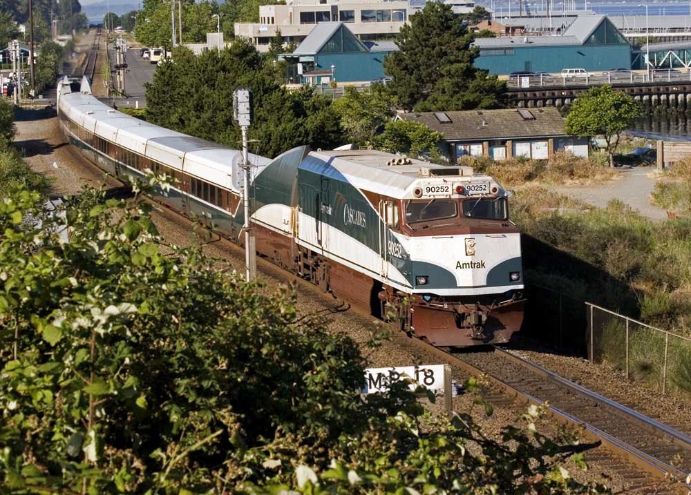 Amtrak Cascades Wikipedia