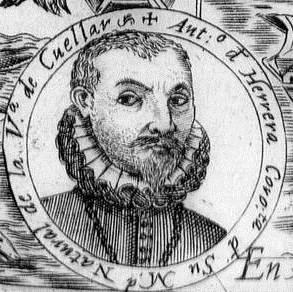 Antonio de Herrera y Tordesillas cover
