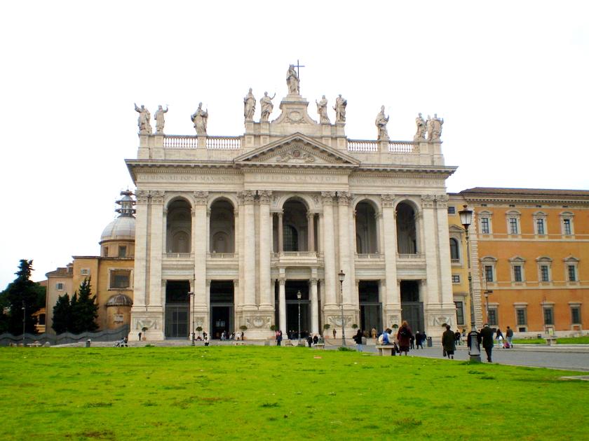 Church of San Giovanni in Laterano