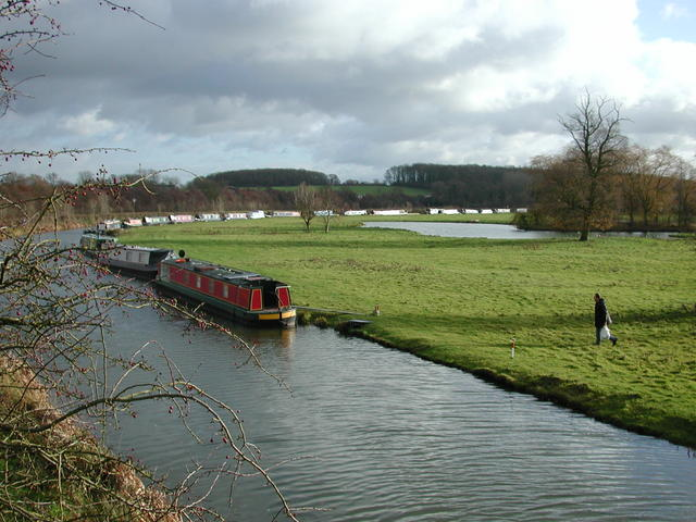 Ashby Canal, Shackerstone - geograph.org.uk - 413869