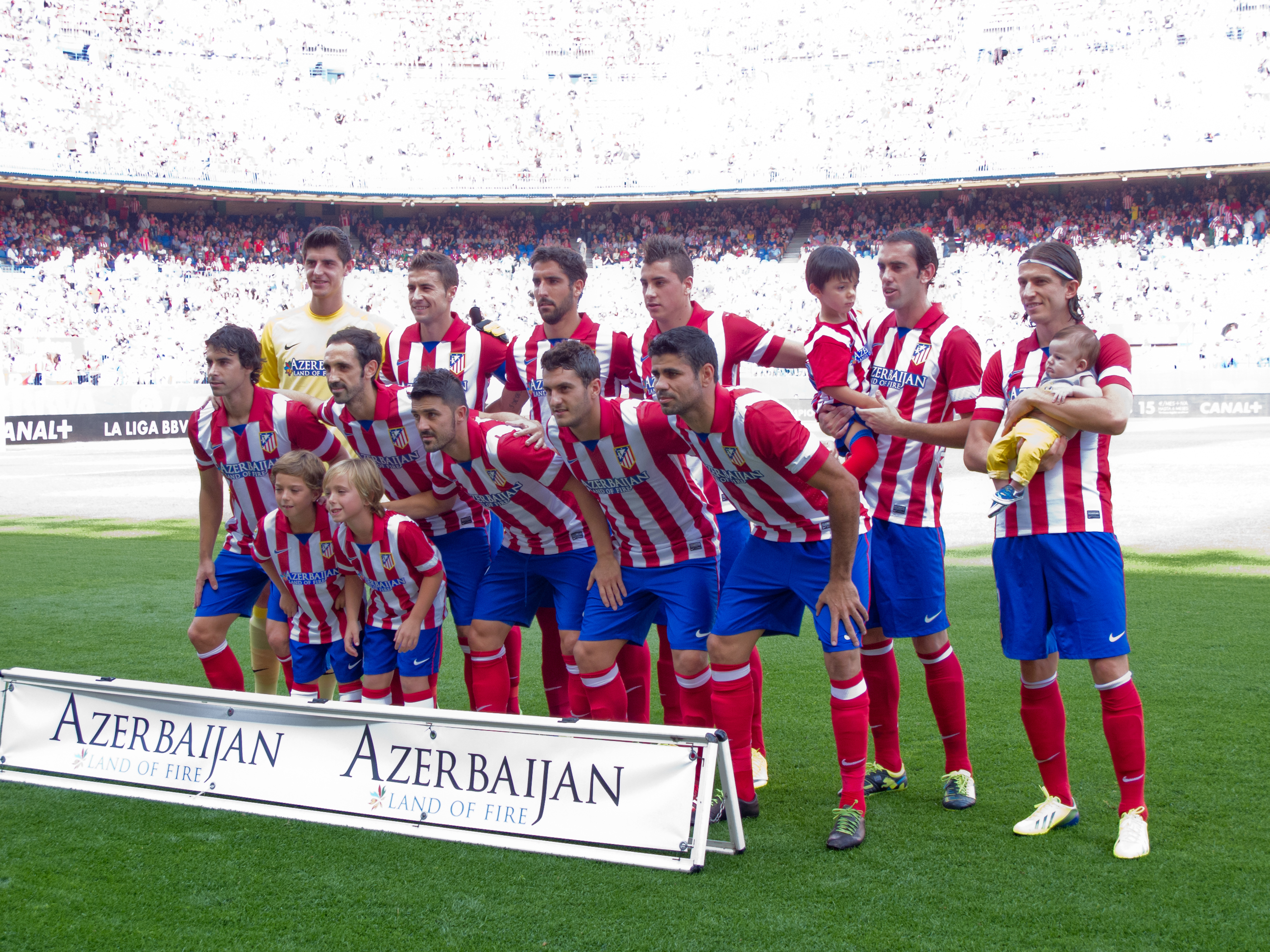 Atlético Madrid - Wikipedia, the free encyclopedia