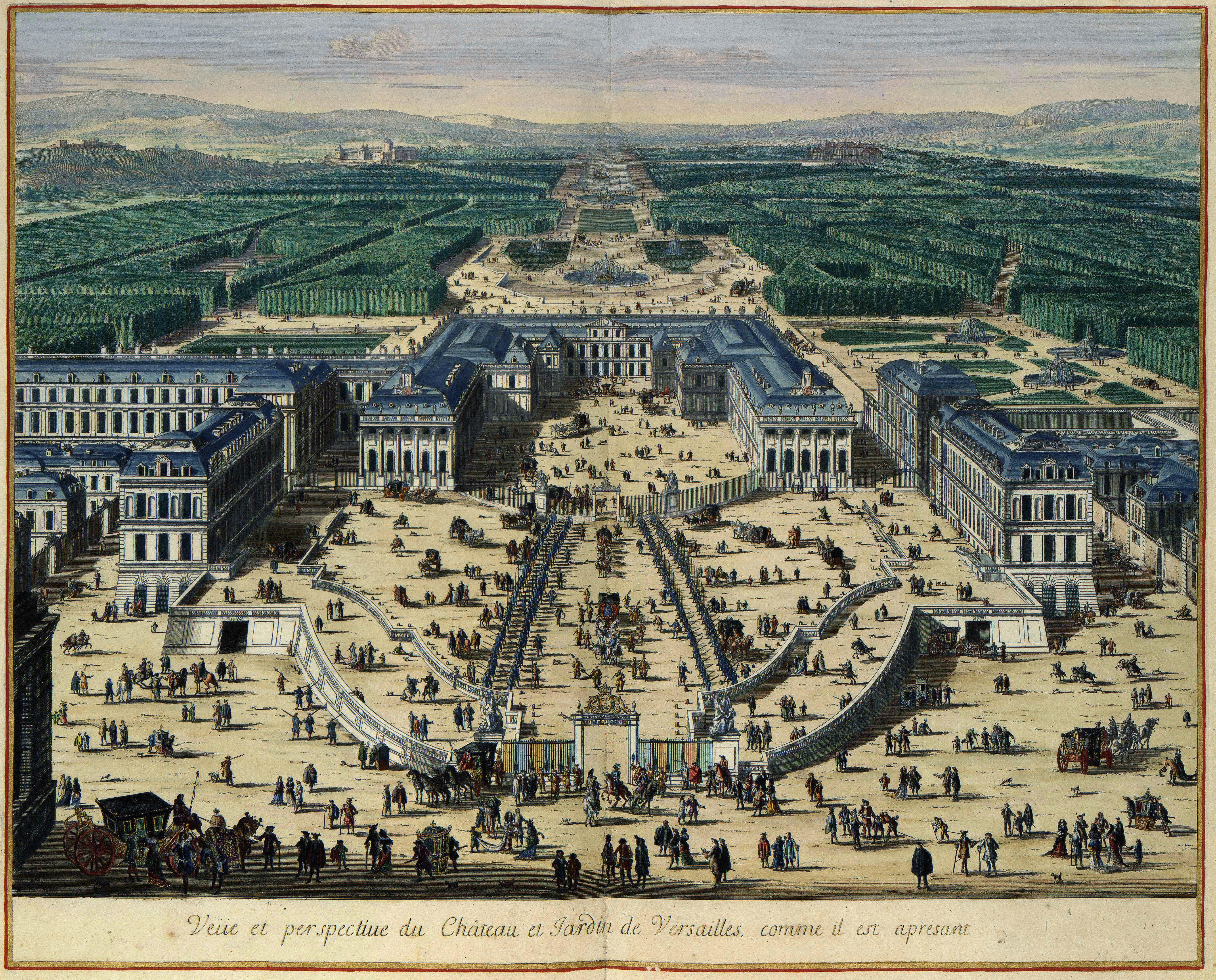 Tuinen Van Versailles.File Atlas Van Der Hagen Kw1049b12 023 Veue Et Perspective